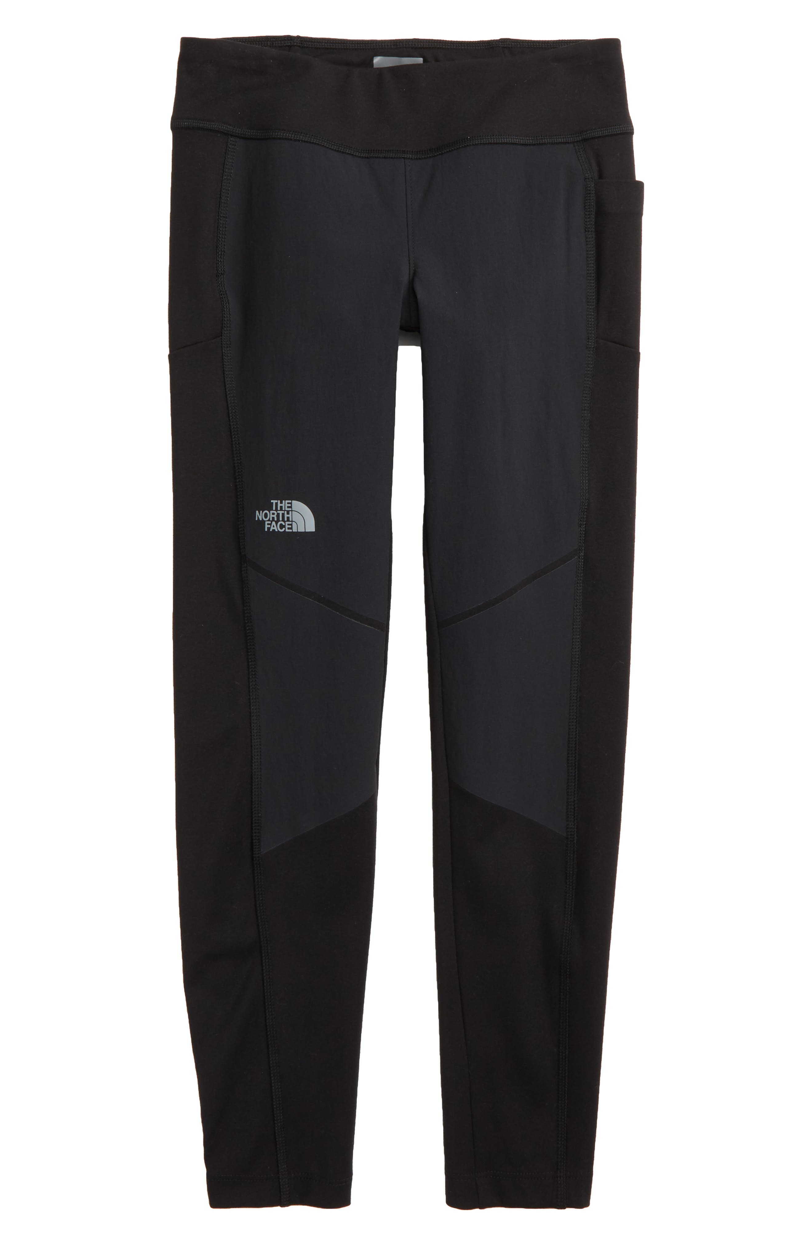 The North Face Progressor Water Resistant Tights (Big Girls)