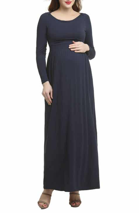 094979660d2c Kimi and Kai Jackie Empire Waist Maxi Dress