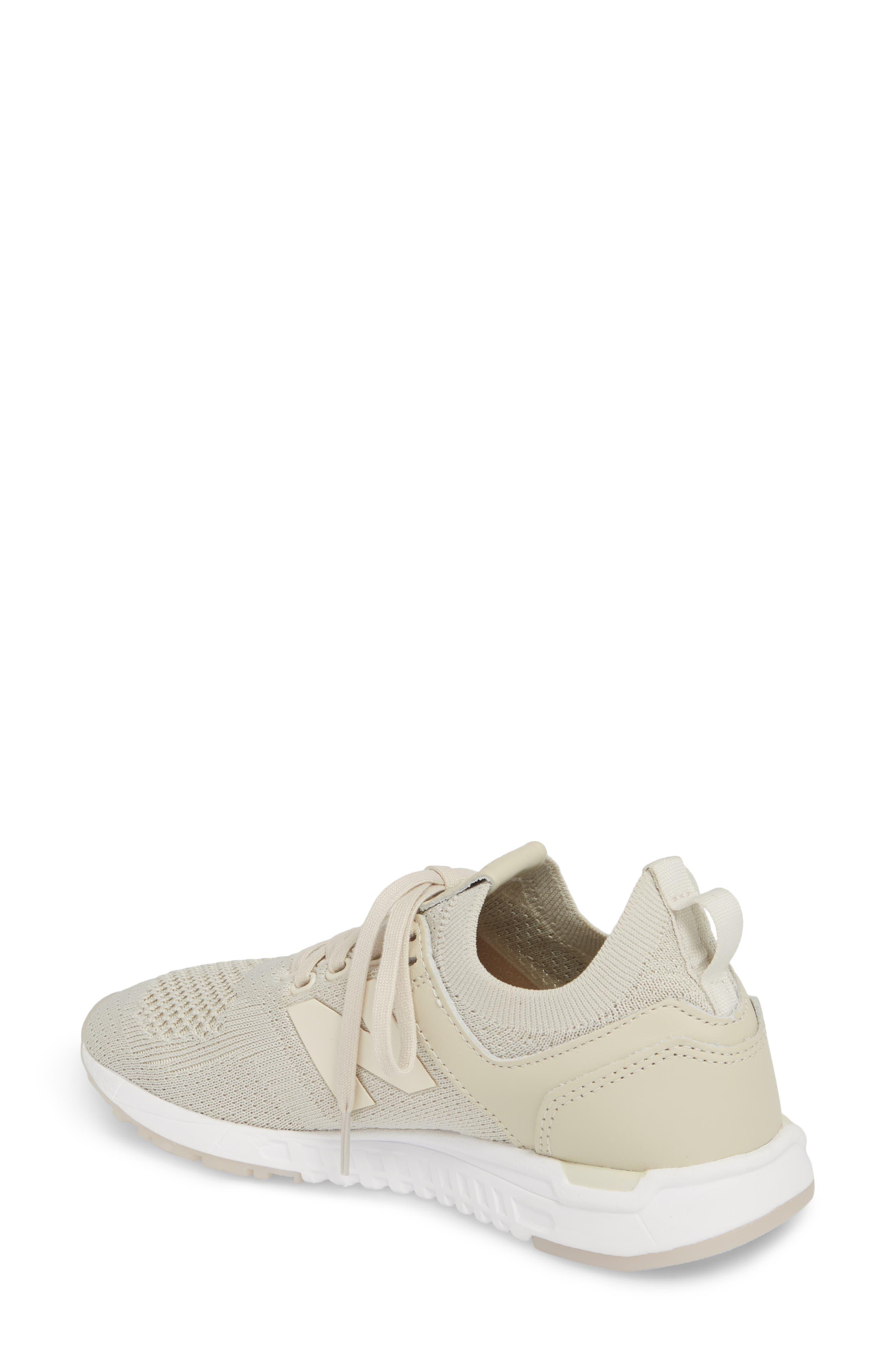 247 Decon Knit Sneaker,                             Alternate thumbnail 2, color,                             Moonbeam