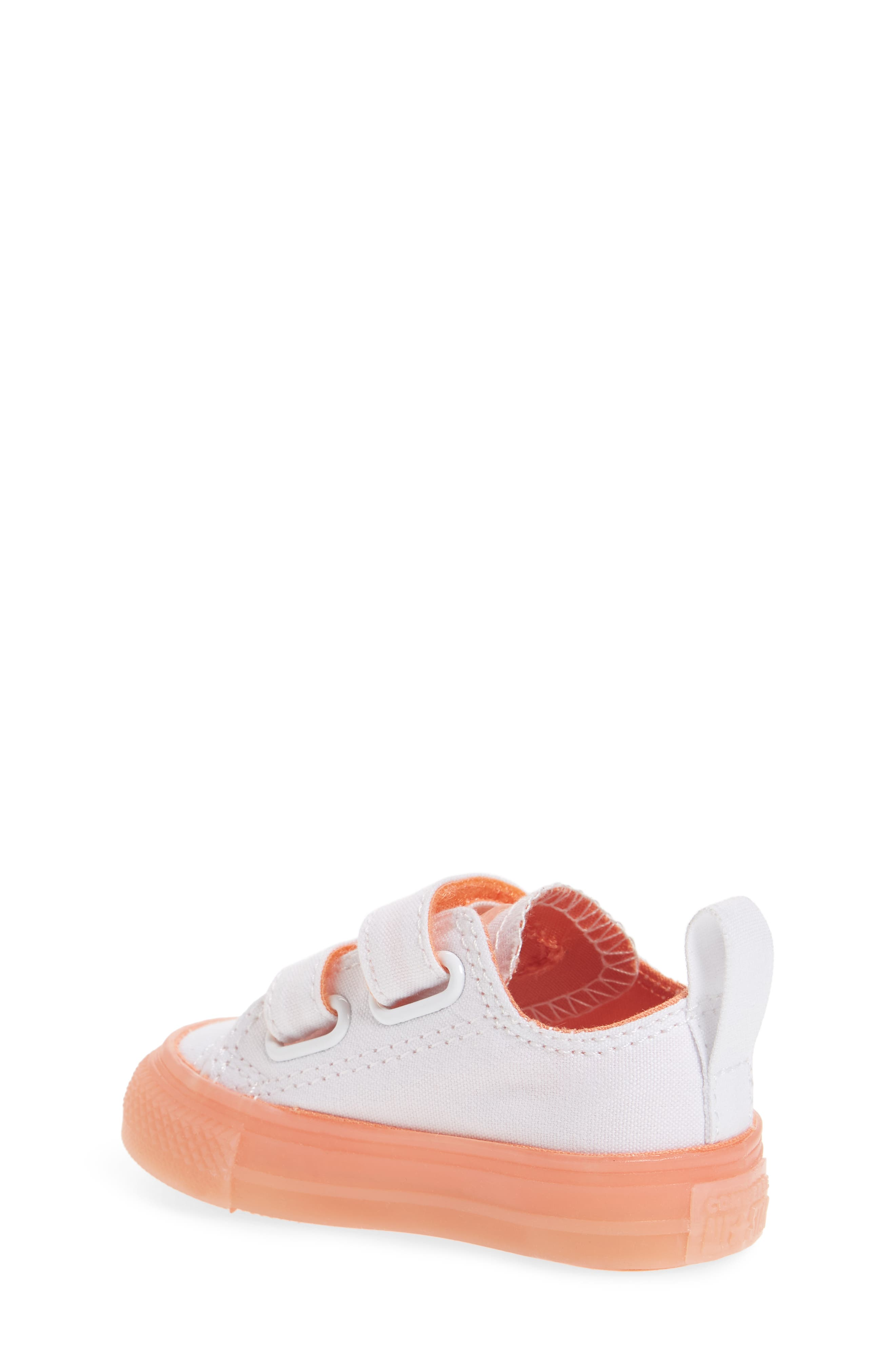 Chuck Taylor<sup>®</sup> All Star<sup>®</sup> Jelly Sneaker,                             Alternate thumbnail 2, color,                             Orange