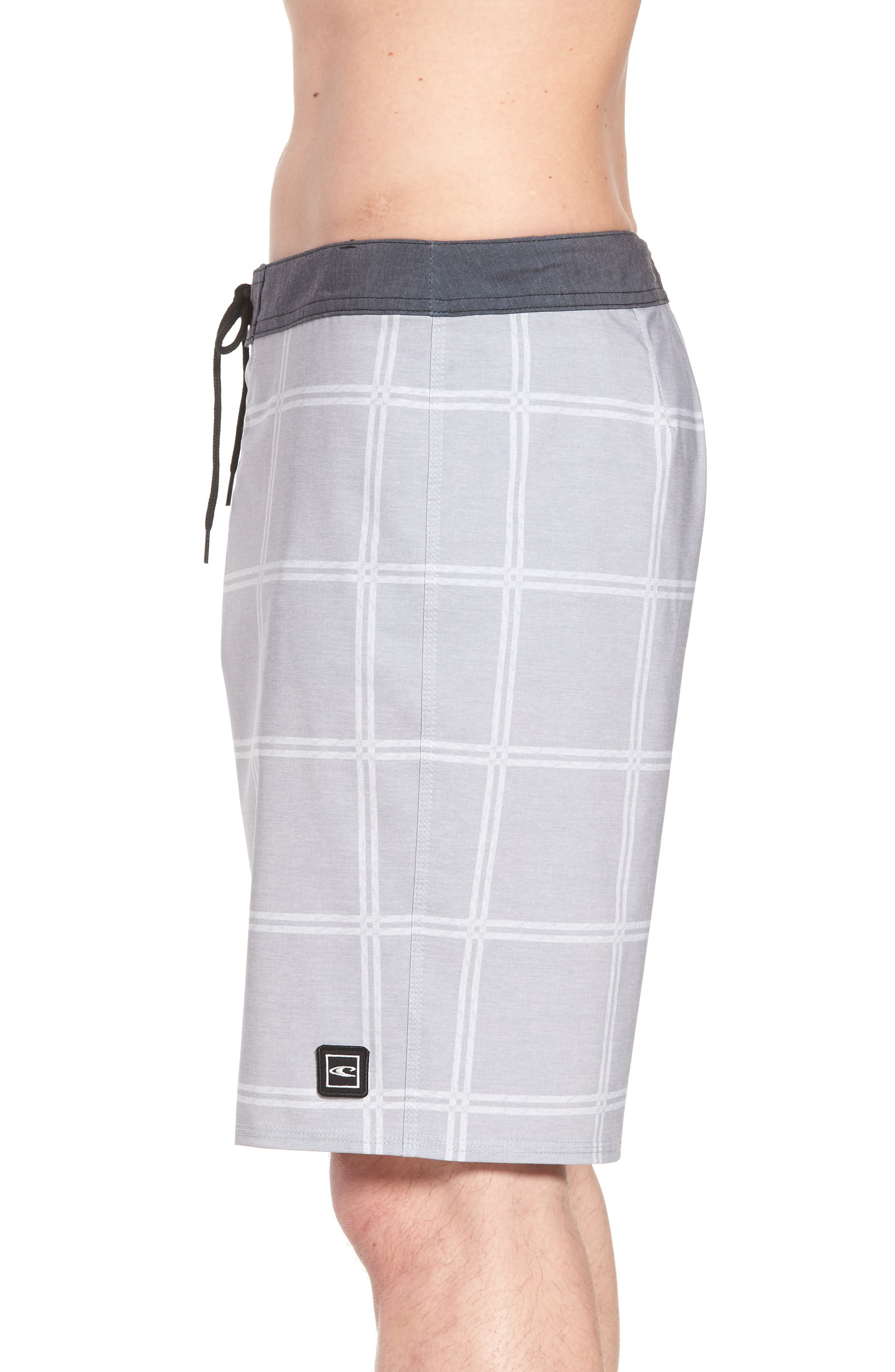 Head High Board Shorts,                             Alternate thumbnail 3, color,                             Light Grey