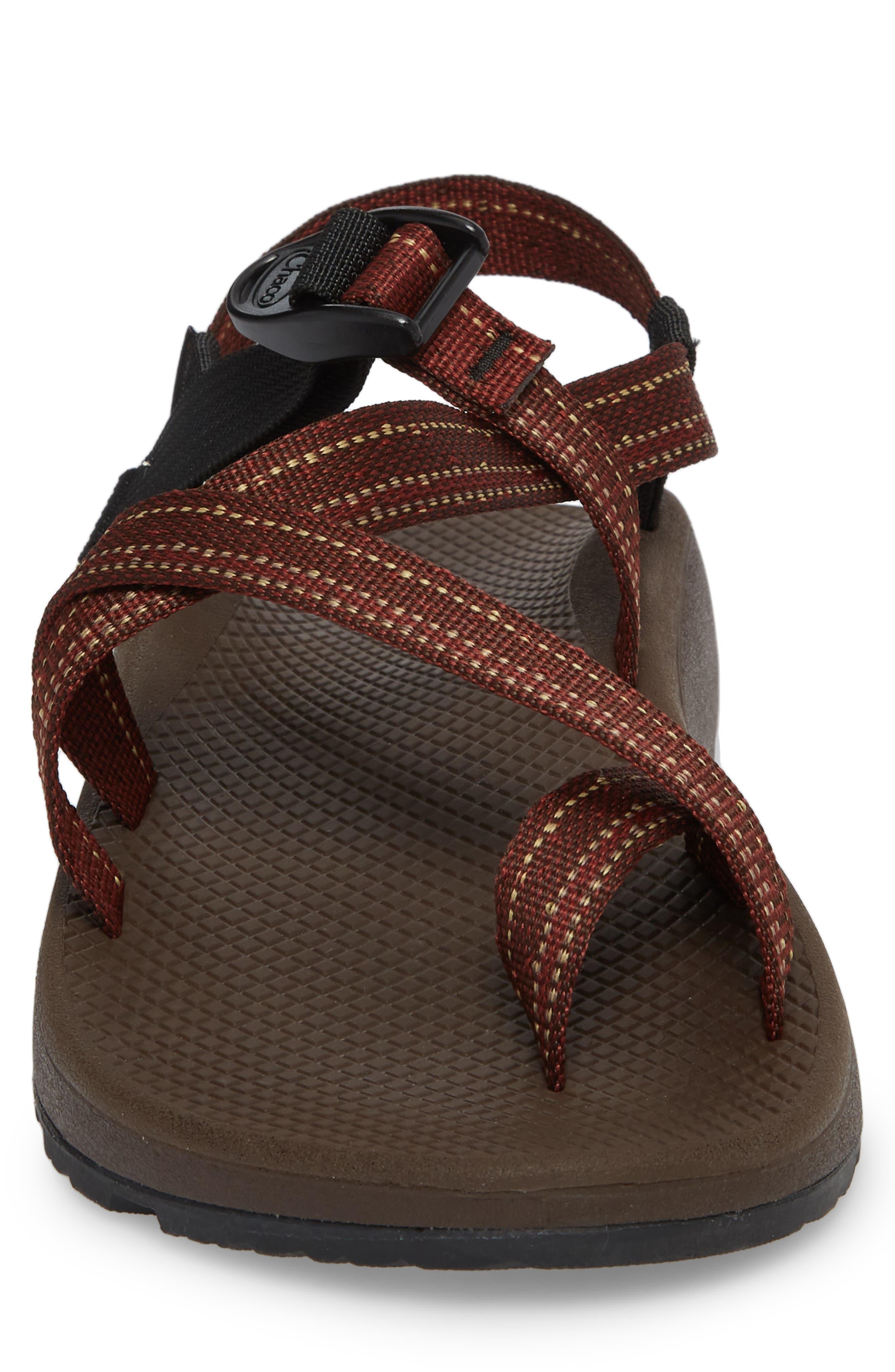 Z/Cloud 2 Sport Sandal,                             Alternate thumbnail 4, color,                             Seam Rust