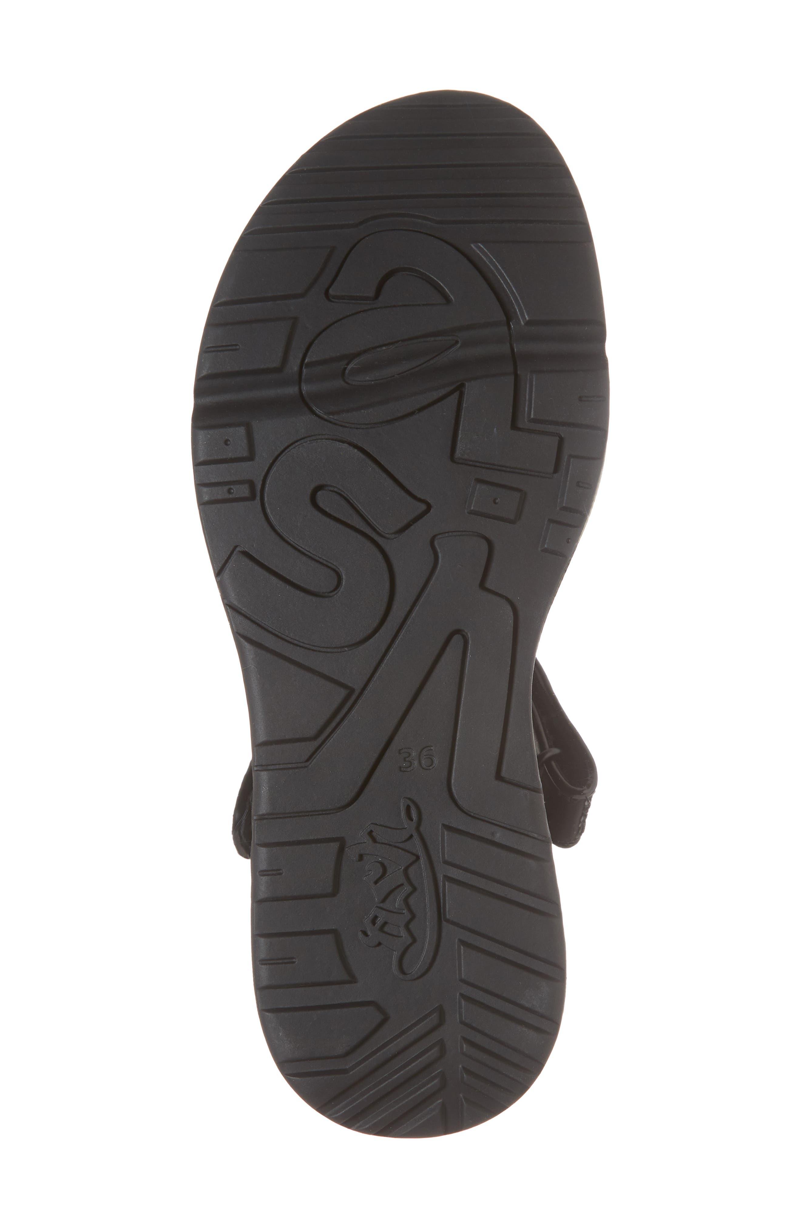 Alternate Image 6  - Ash Lotus Star Sandal (Women)