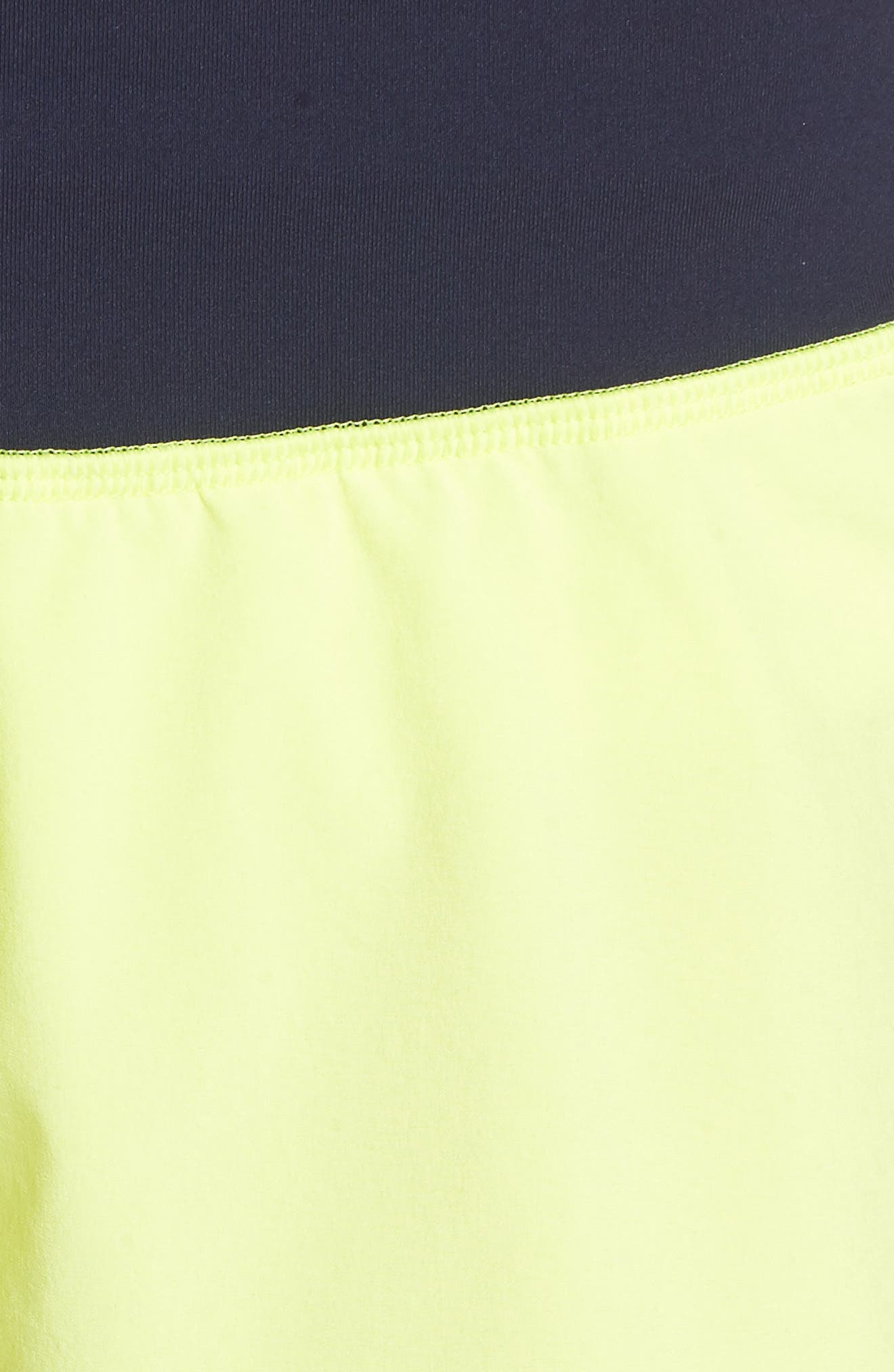 Impact 3 Shorts,                             Alternate thumbnail 6, color,                             Solar Yellow