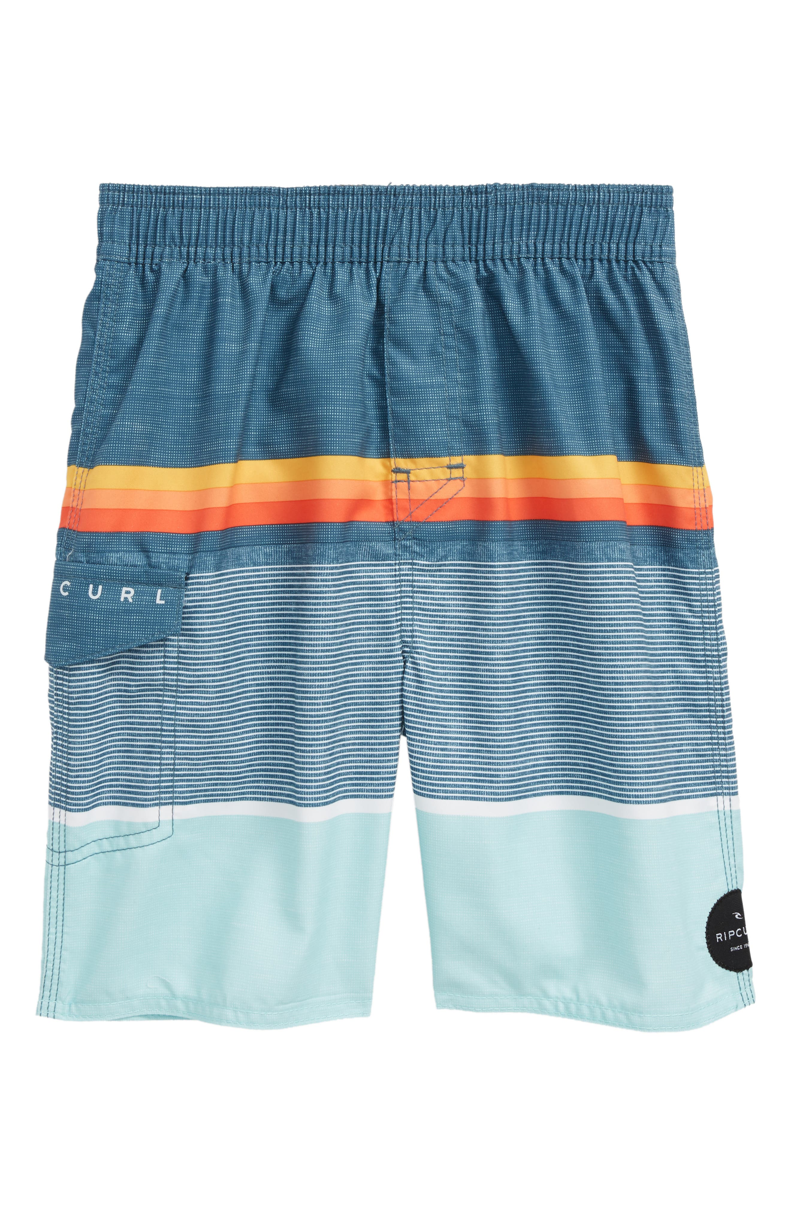 Rapture Layday Volley Shorts,                         Main,                         color, Blue