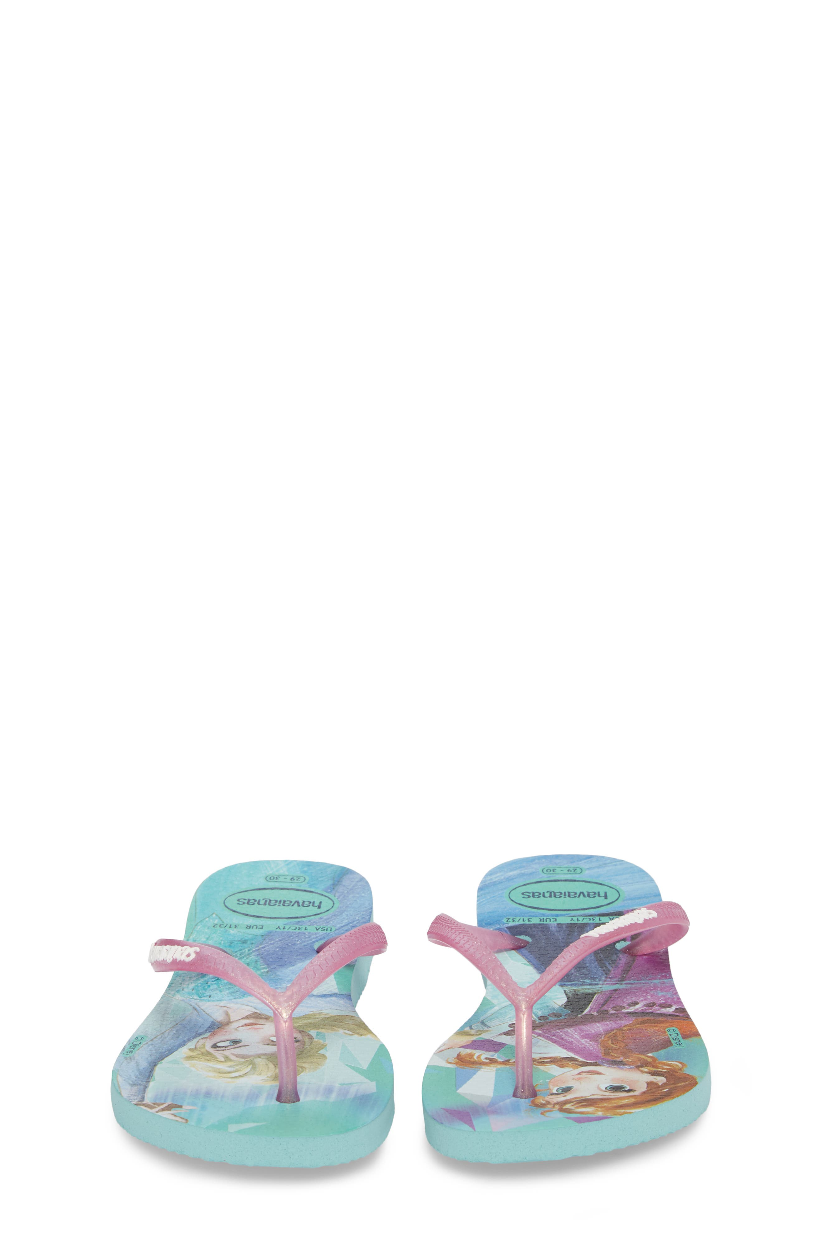 Alternate Image 5  - Havaianas Slim Frozen Flip Flop (Toddler & Little Kid)