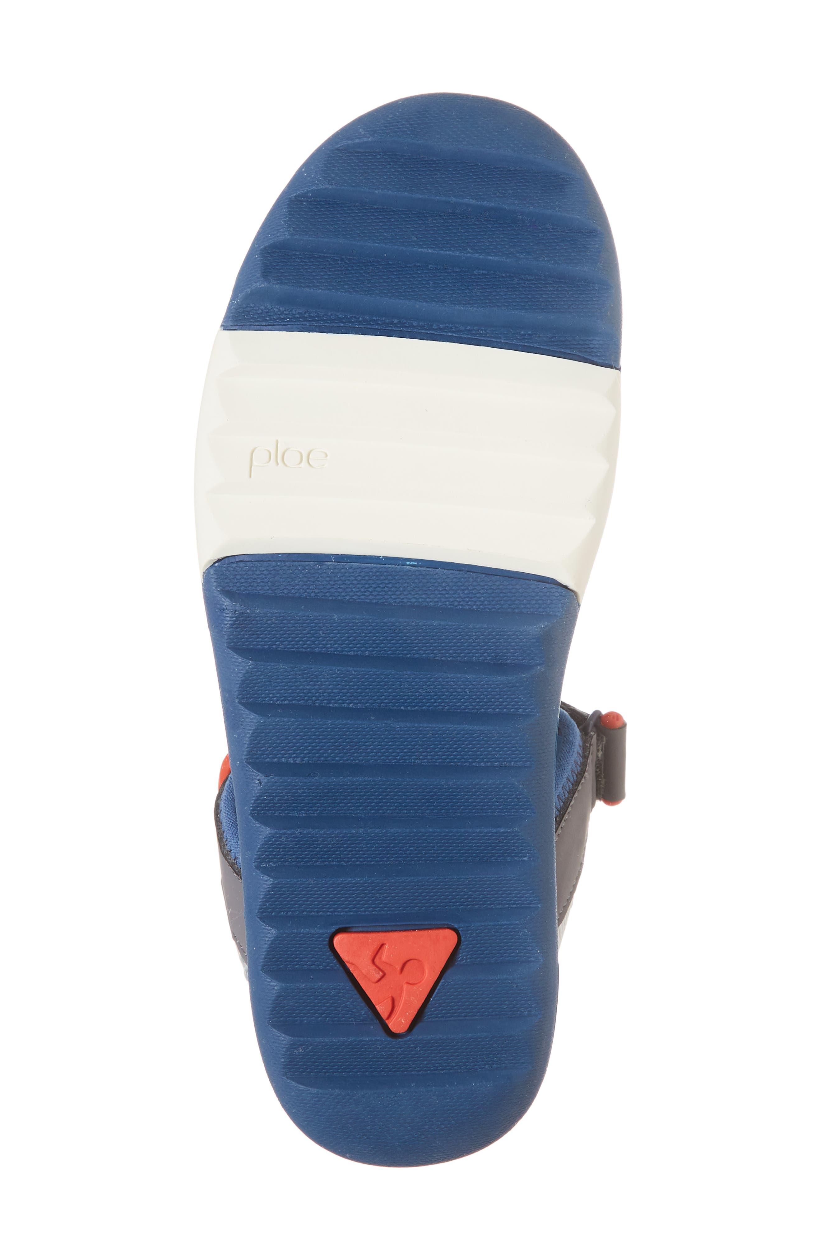 Wes Customizable Sandal,                             Alternate thumbnail 7, color,                             Aloha Blue