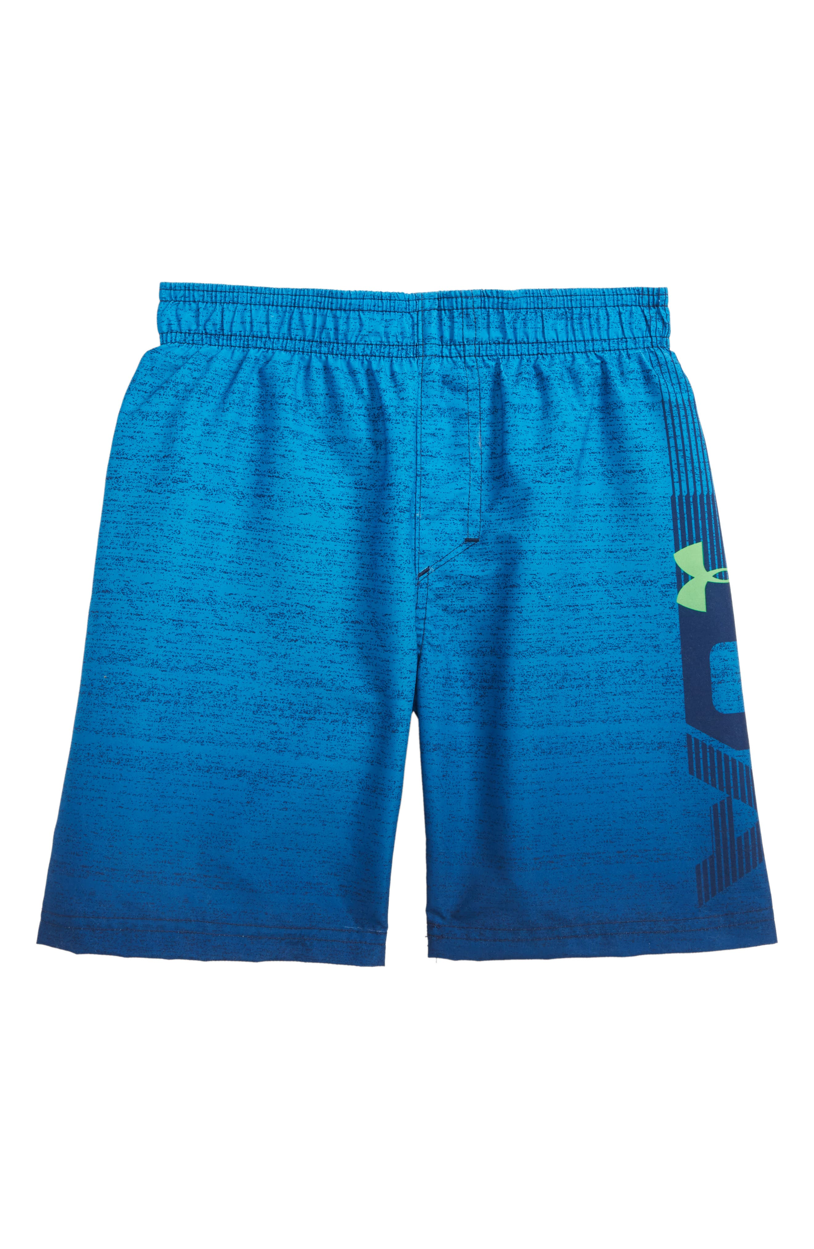 Dipper HeatGear<sup>®</sup> Volley Shorts,                             Alternate thumbnail 4, color,                             Academy