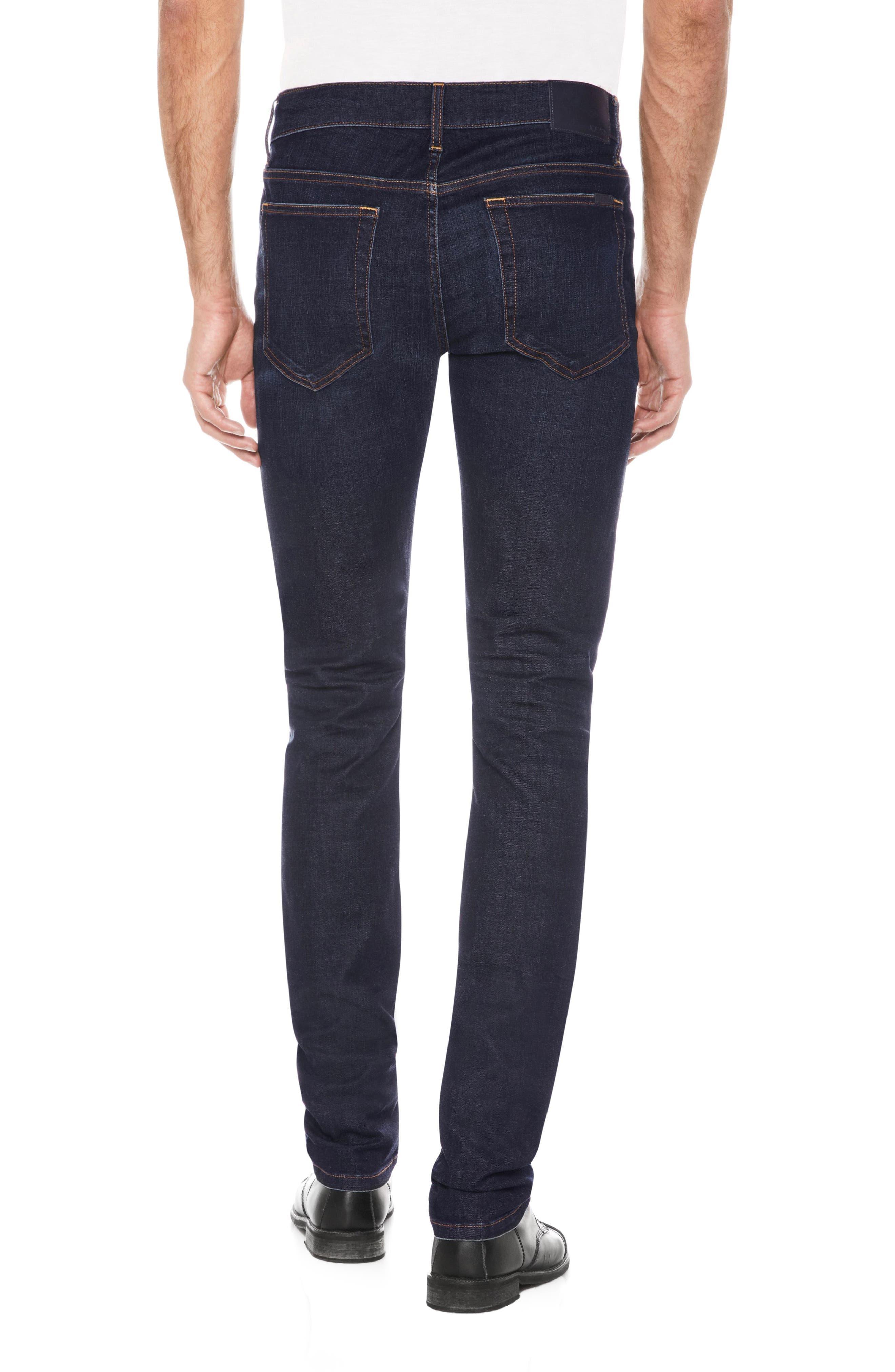 Slim Fit Jeans,                             Alternate thumbnail 2, color,                             Clinton