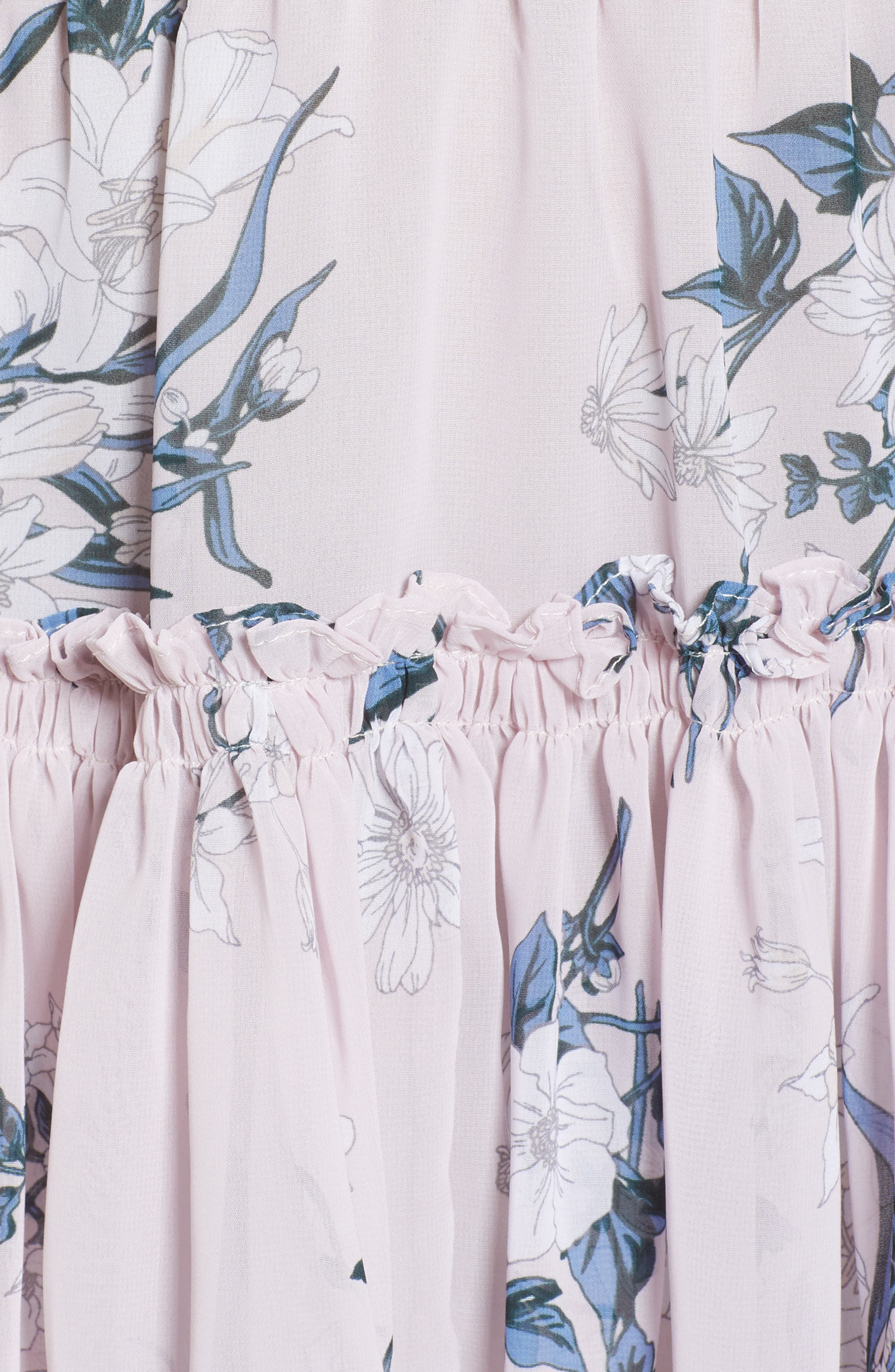 Lullu Dress,                             Alternate thumbnail 6, color,                             Multi Fe15