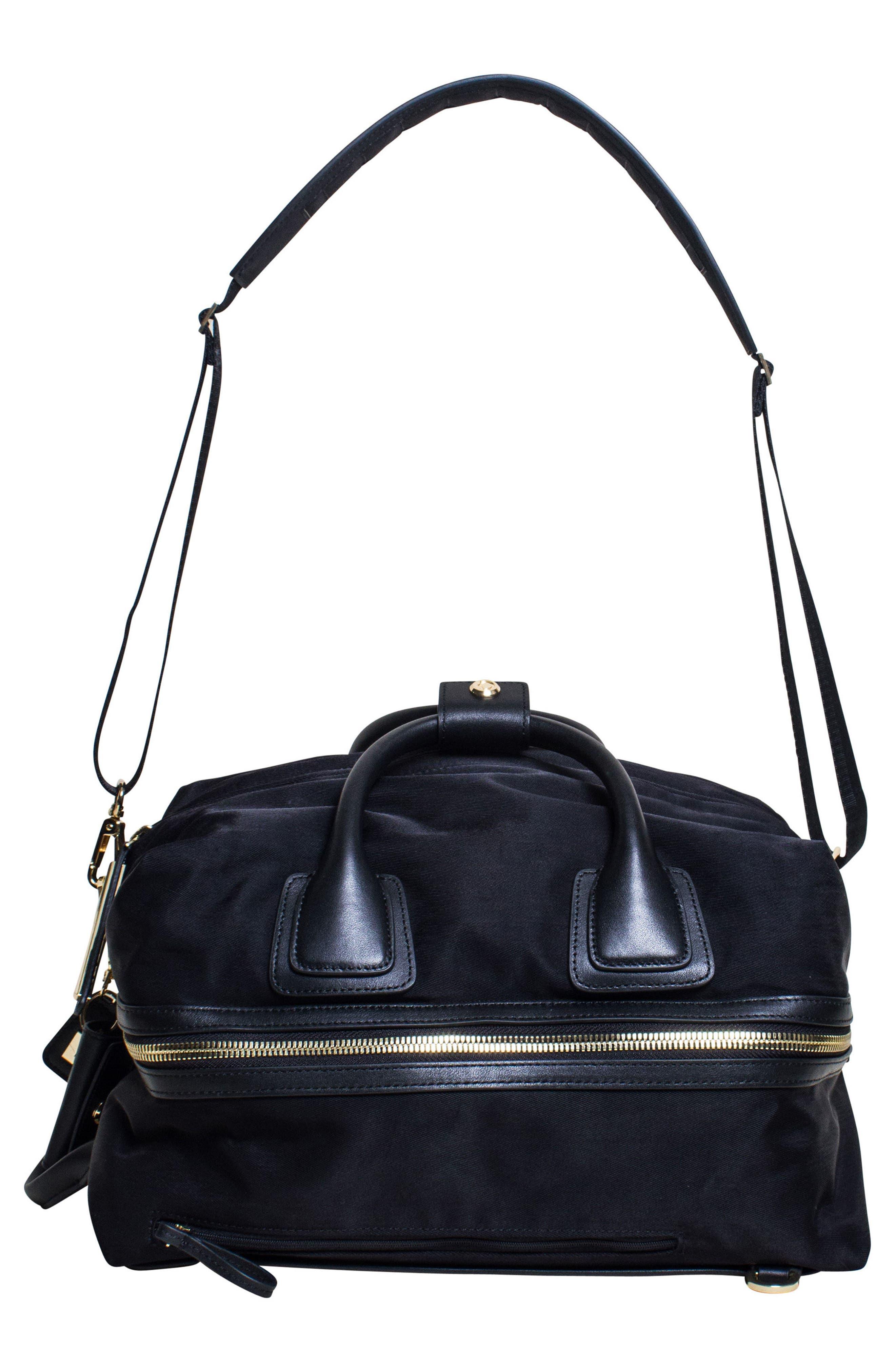 Studio Duffel Backpack,                             Alternate thumbnail 2, color,                             Black