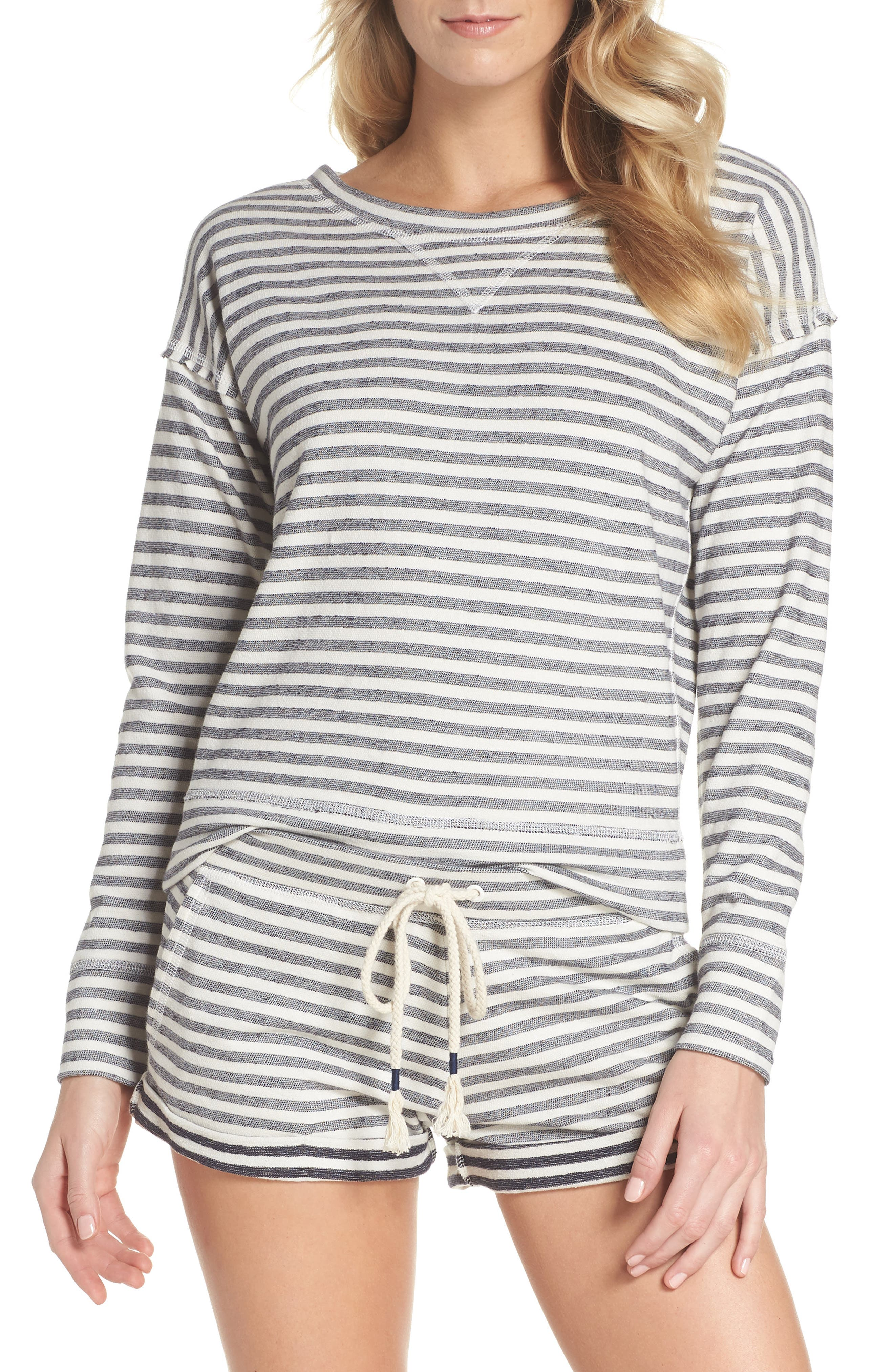 skin Charlie Stripe Sweatshirt