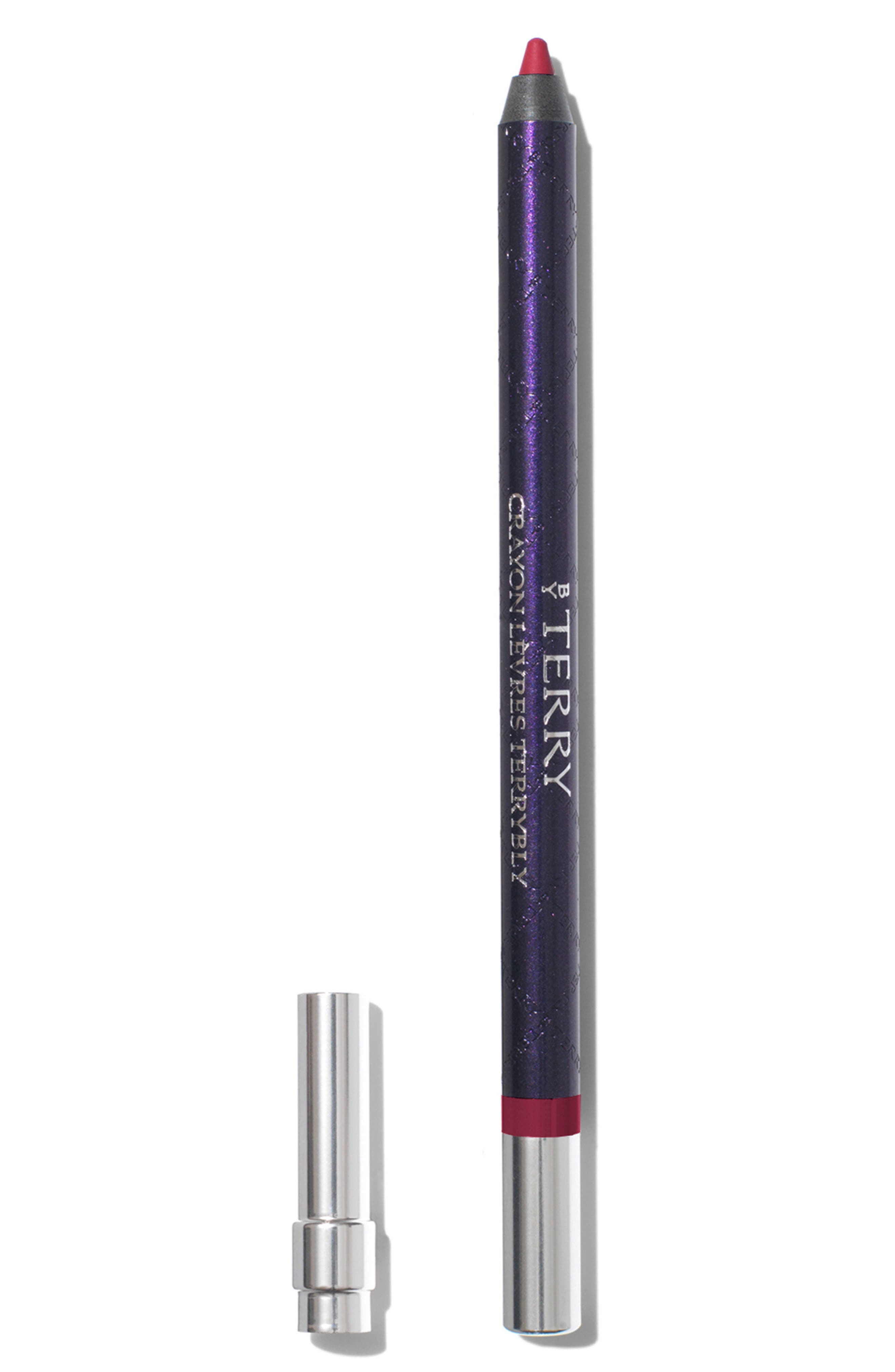 SPACE.NK.apothecary By Terry Crayon Lèvres Lip Pencil,                             Main thumbnail 1, color,                             Wine Delice
