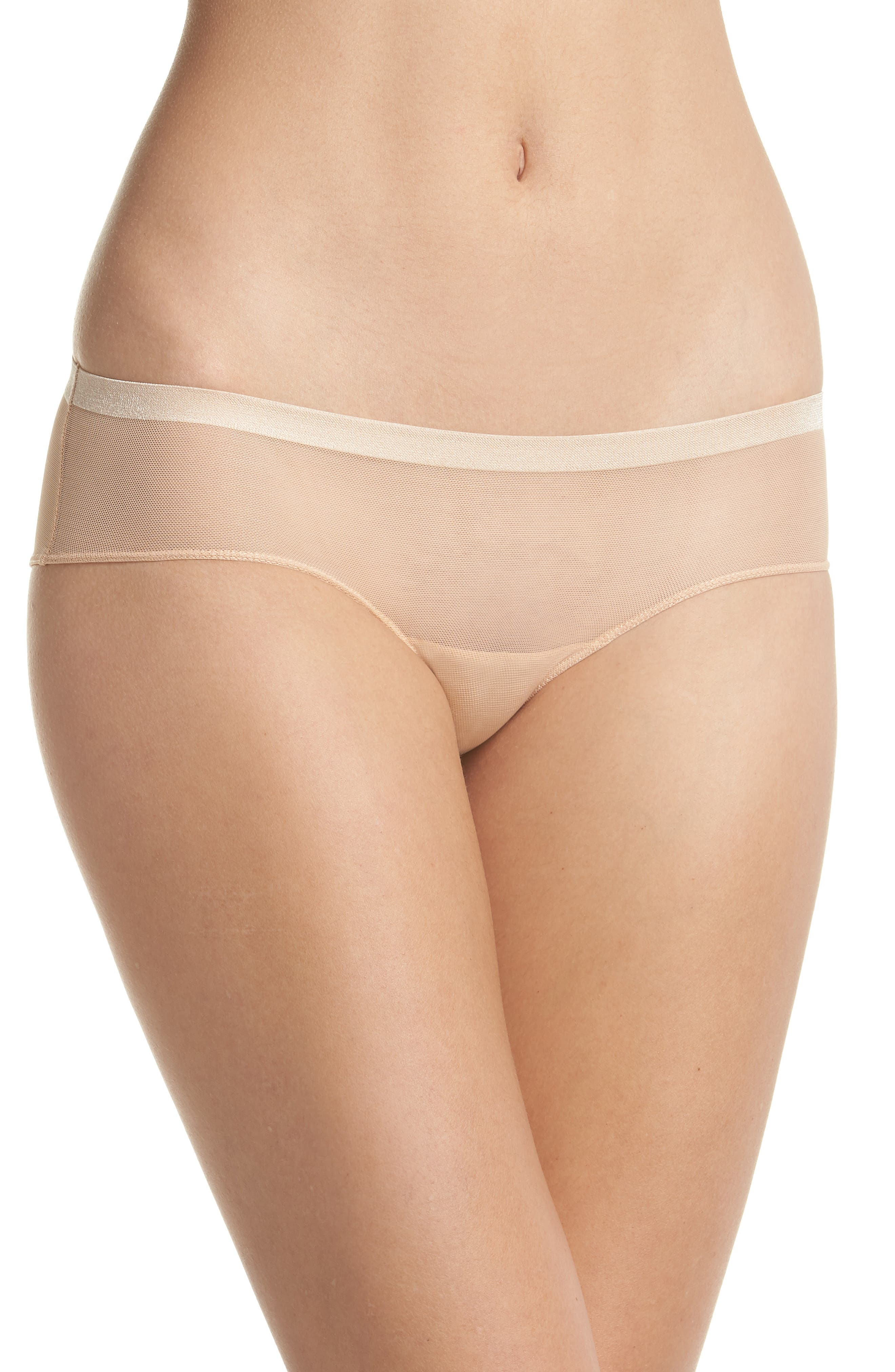 Free People Roxanne Hipster Briefs (3 for $33)