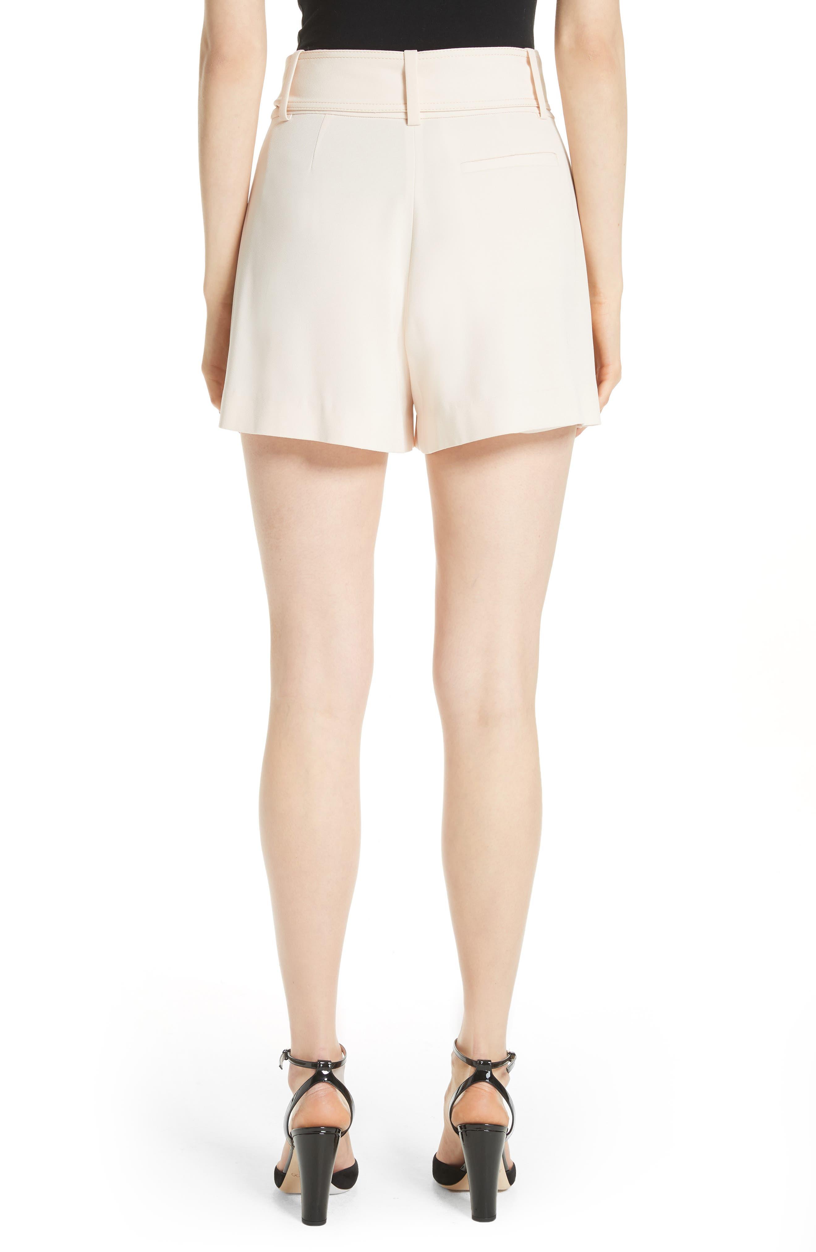 Belted Shorts,                             Alternate thumbnail 2, color,                             Sandstone