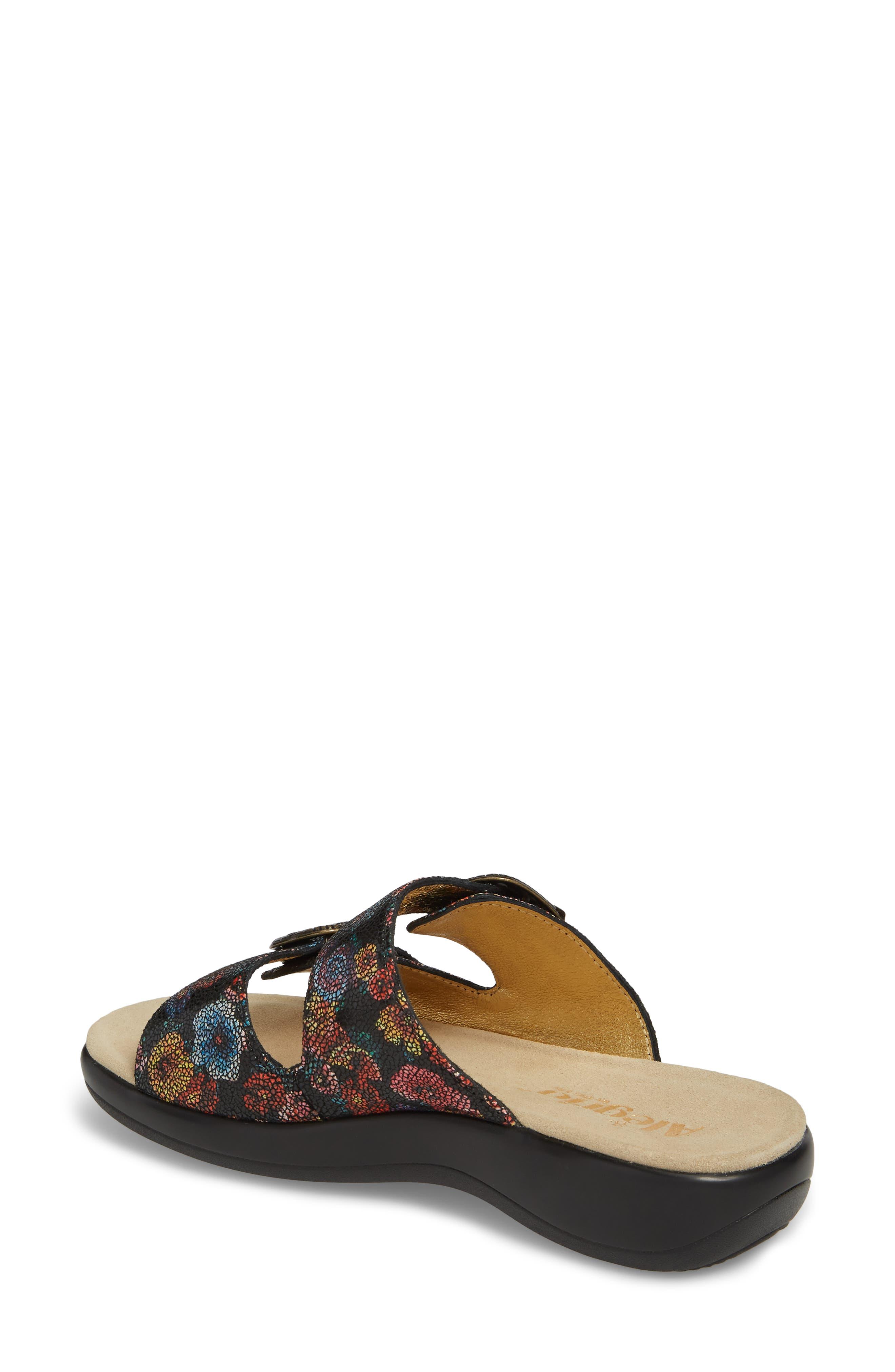 Jade Sandal,                             Alternate thumbnail 2, color,                             Florensic Files Leather