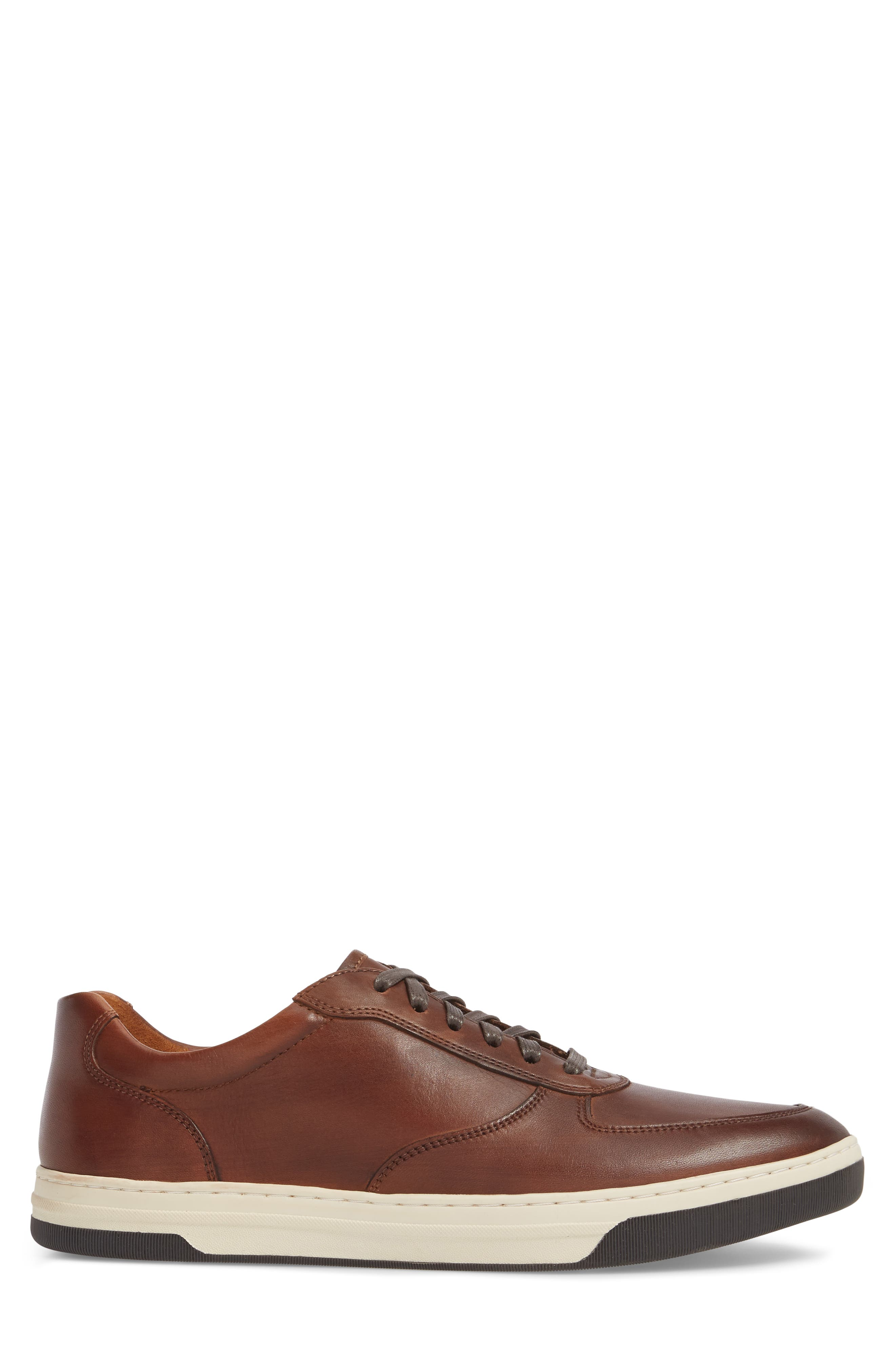 Alternate Image 3  - Johnston & Murphy Fenton Low Top Sneaker (Men)