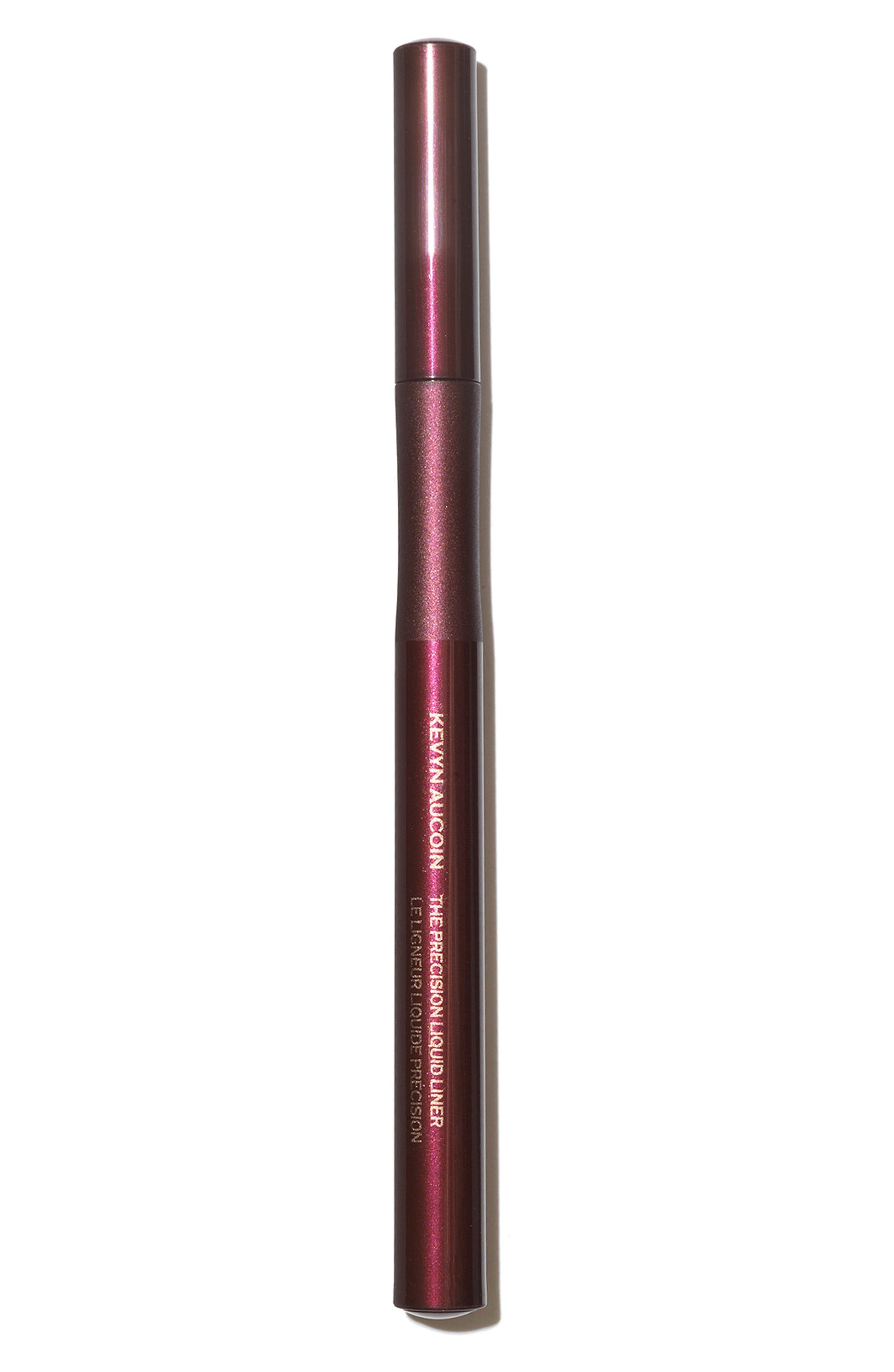 SPACE.NK.apothecary Kevyn Aucoin Beauty The Precision Liquid Liner,                             Alternate thumbnail 3, color,                             Black