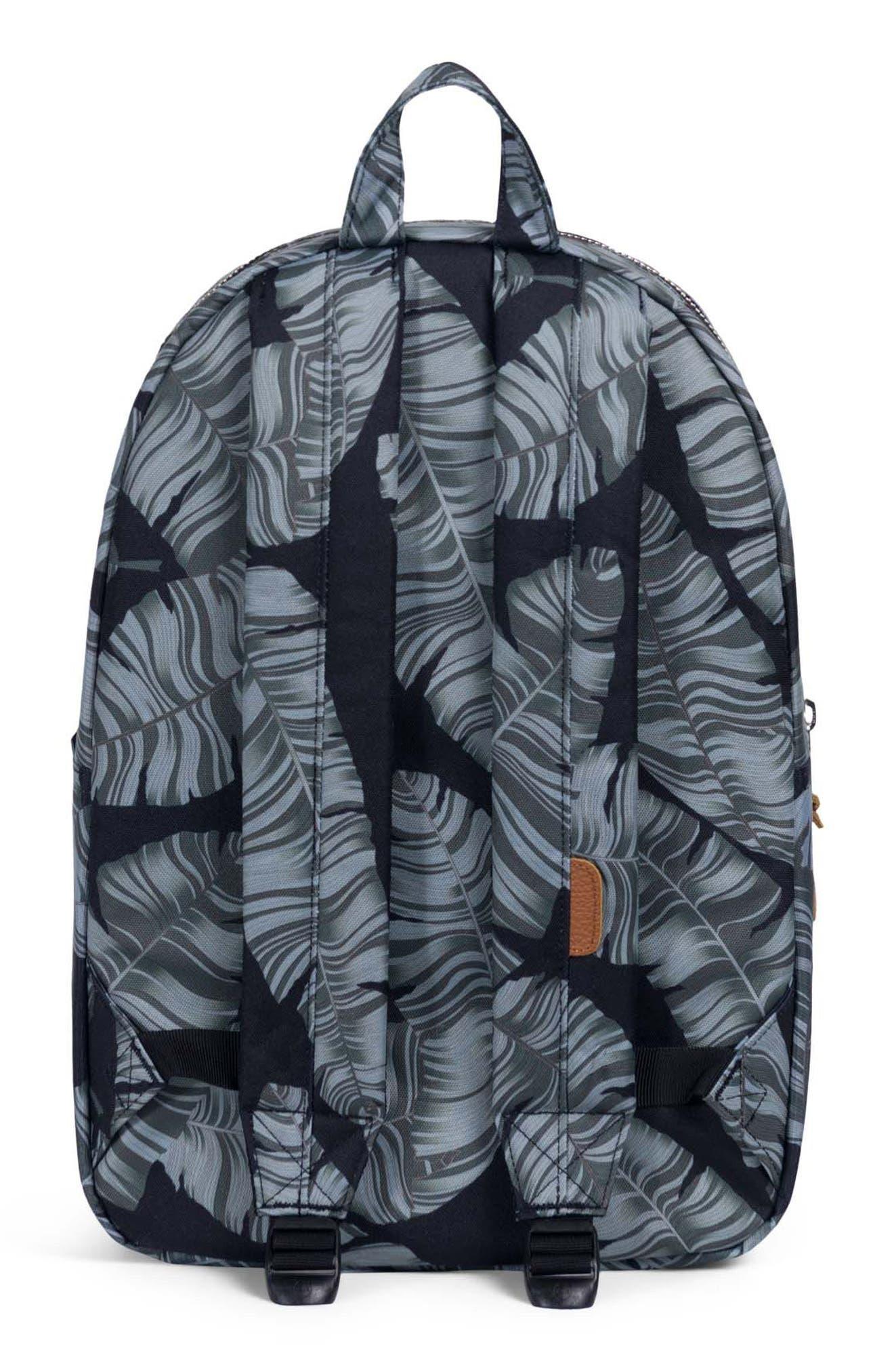Settlement Aspect Backpack,                             Alternate thumbnail 3, color,                             Black Palm