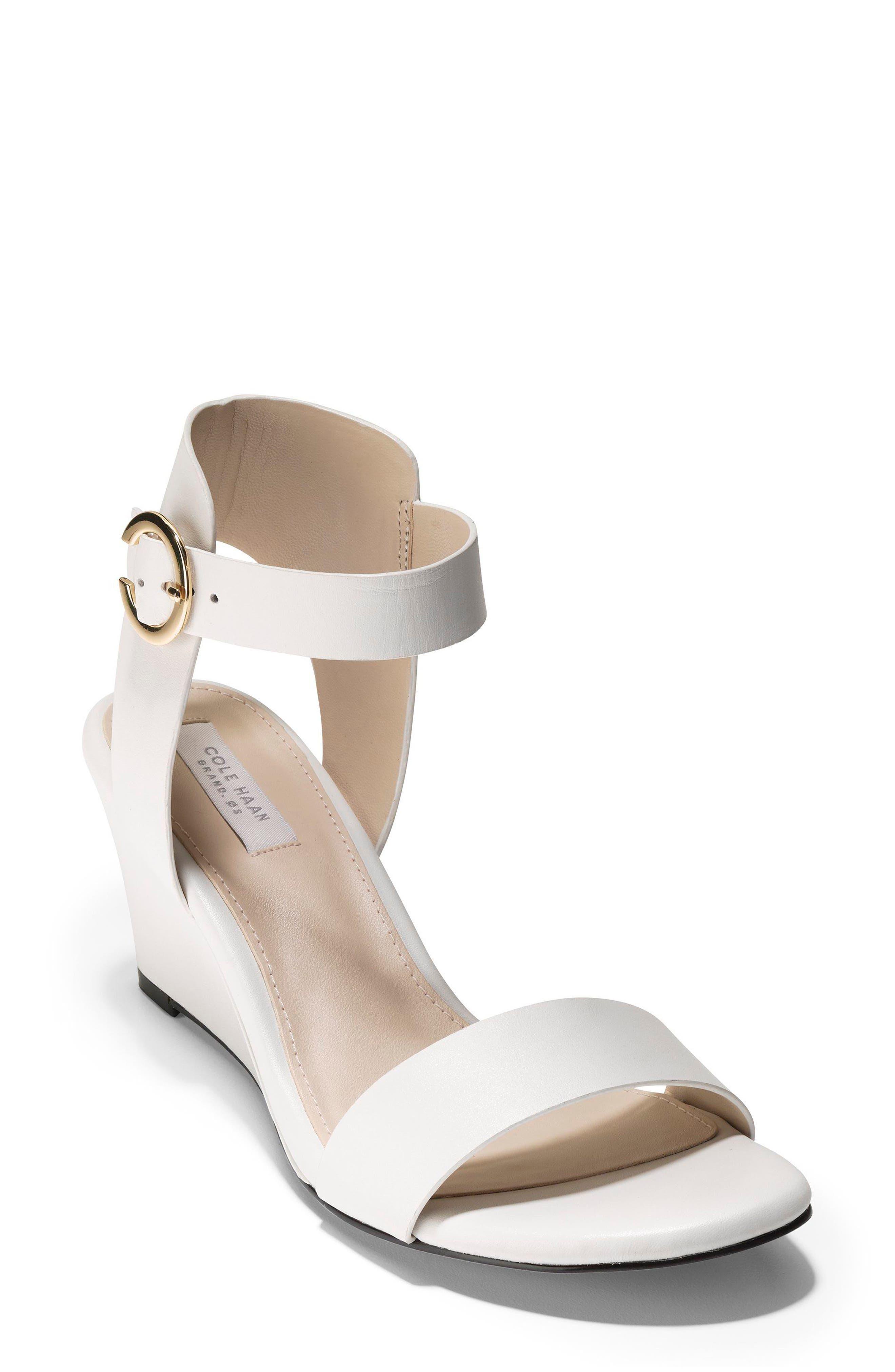 Cole Haan Rosalind Wedge Sandal (Women)