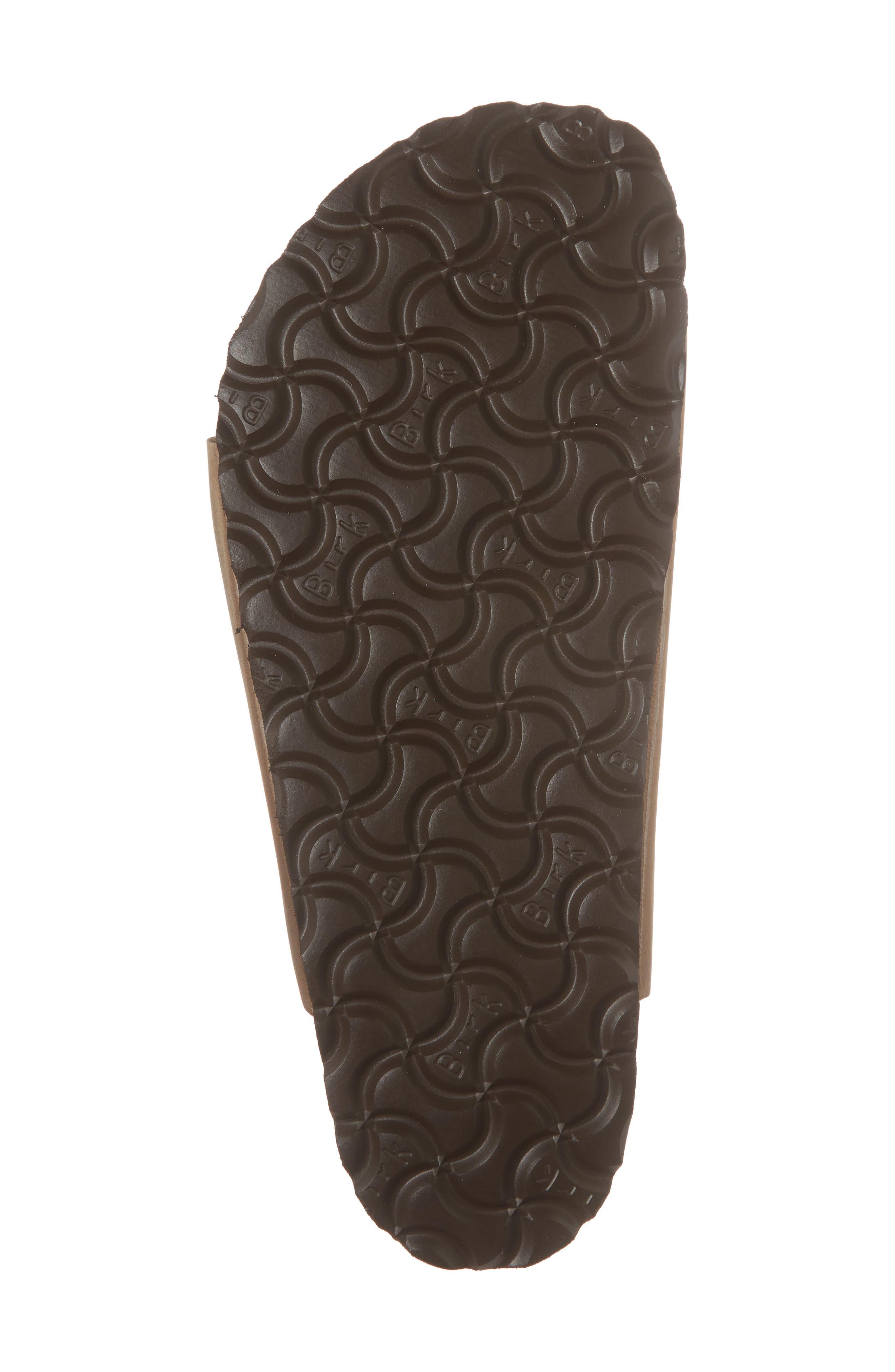 Florida Sandal,                             Alternate thumbnail 6, color,                             Tobacco Oiled Leather