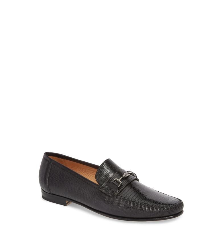 Sileno Lizard Loafer