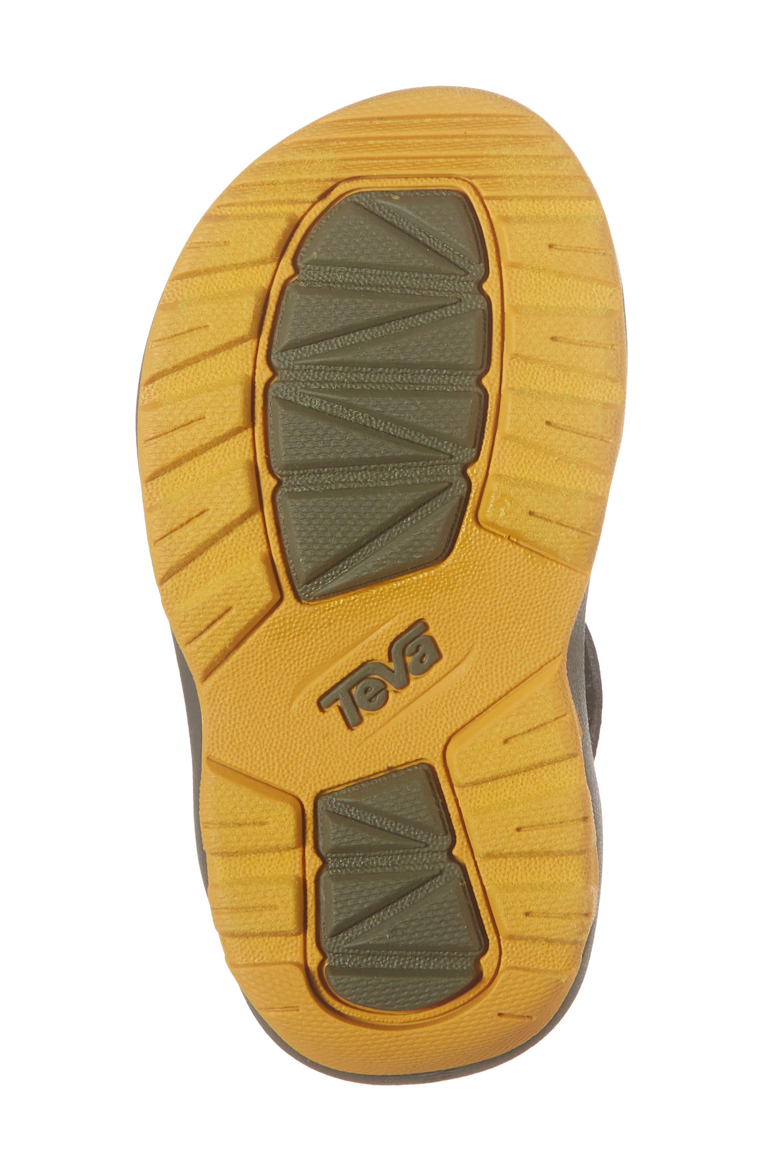 Psyclone XLT Sandal,                             Alternate thumbnail 6, color,                             Dark Olive