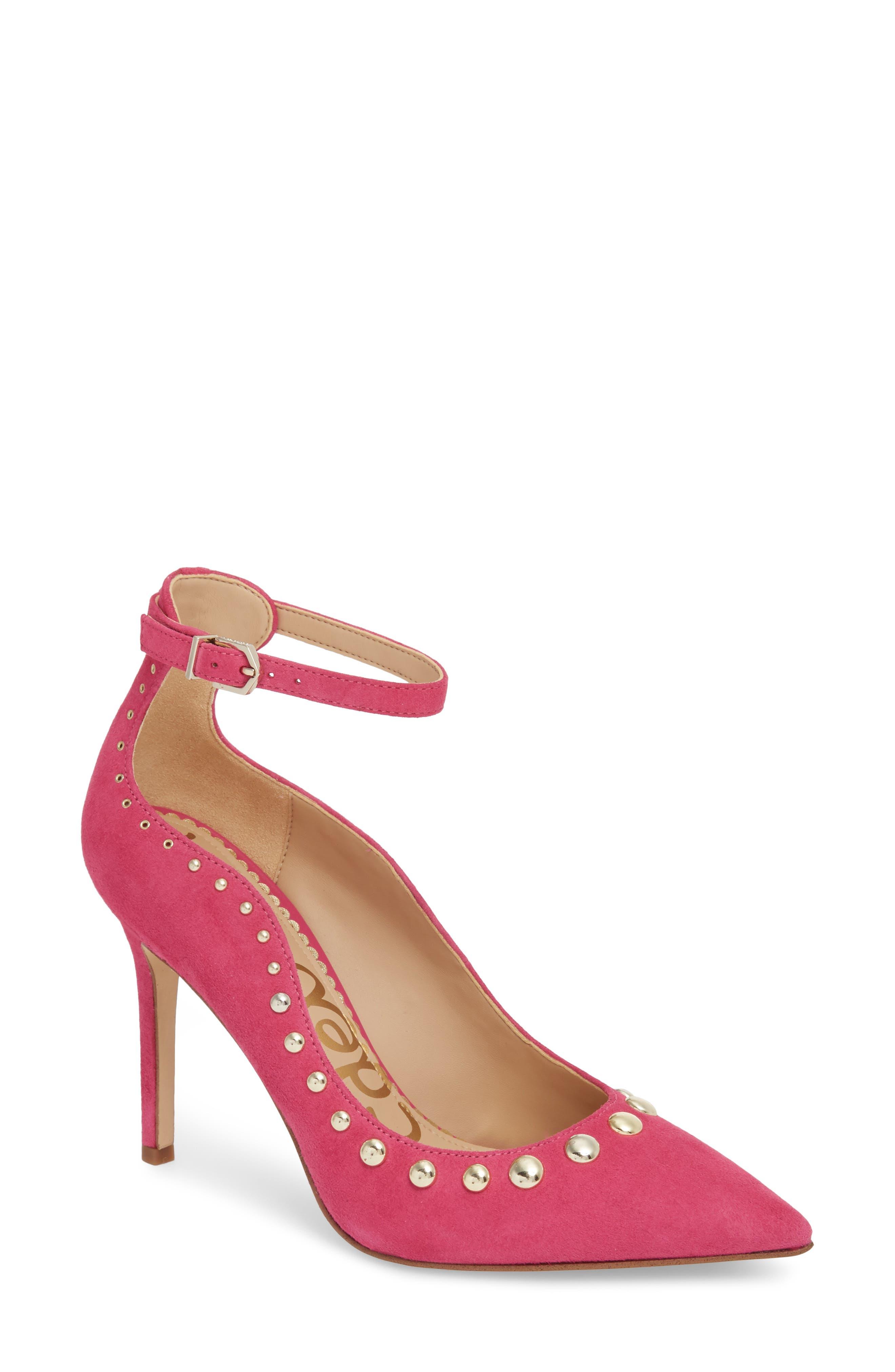 GardeniaCUPITER - Classic heels - satin pink xZUEOpY5