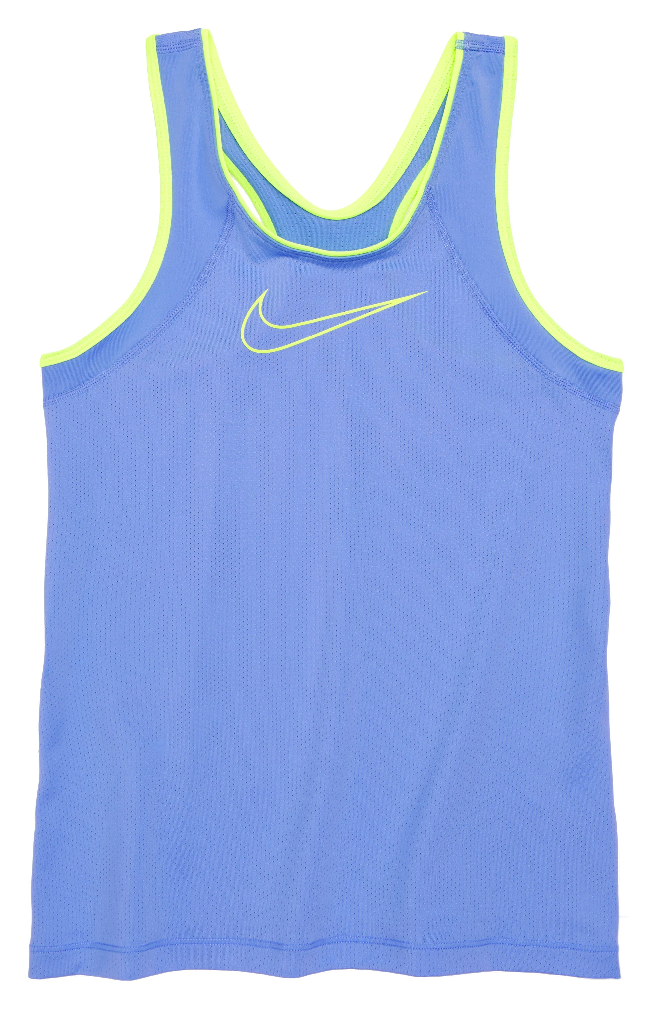 Nike Pro Training Tank (Big Girls)