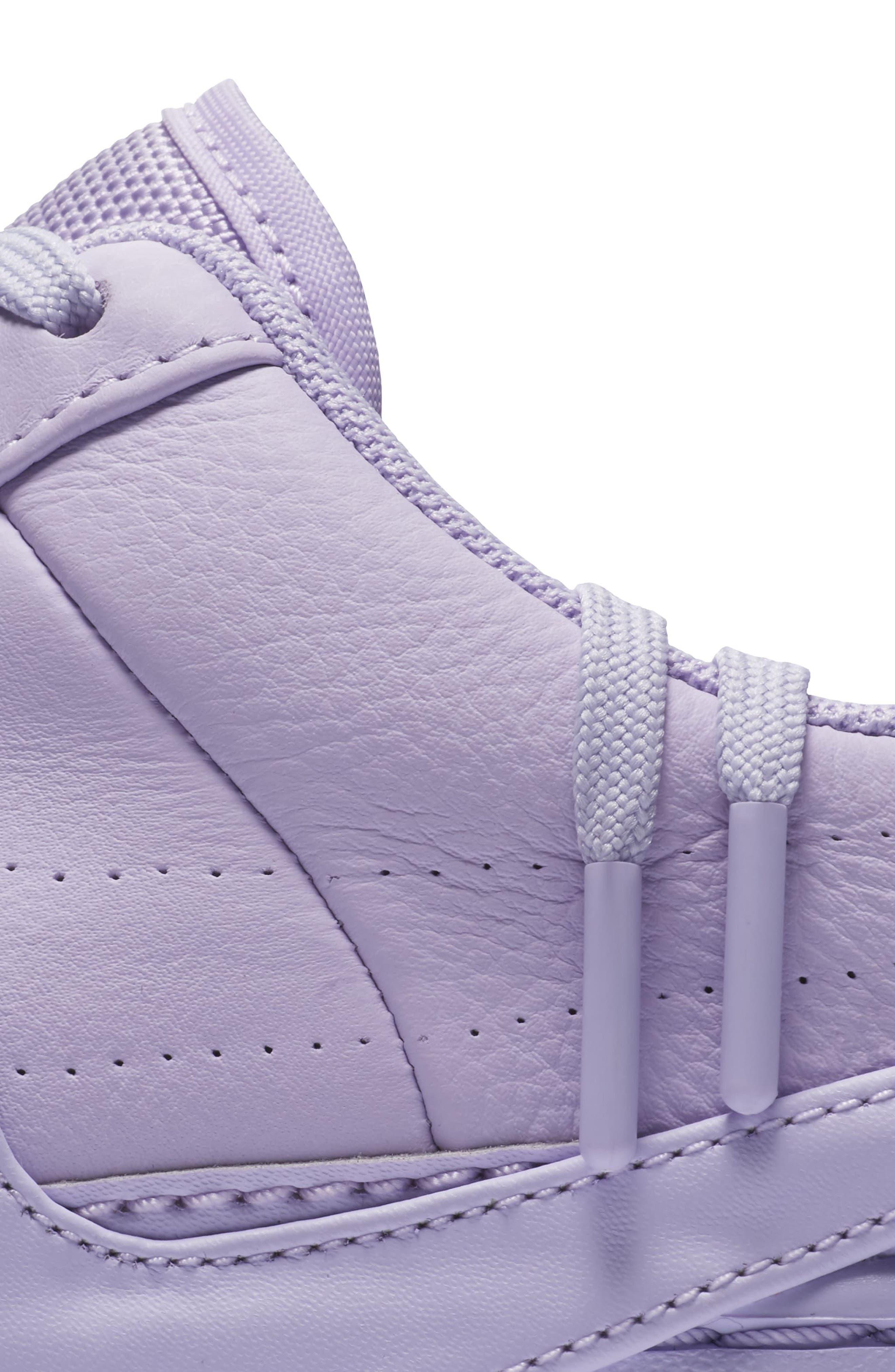 Air Force 1 Jester XX Sneaker,                             Alternate thumbnail 5, color,                             Violet Mist