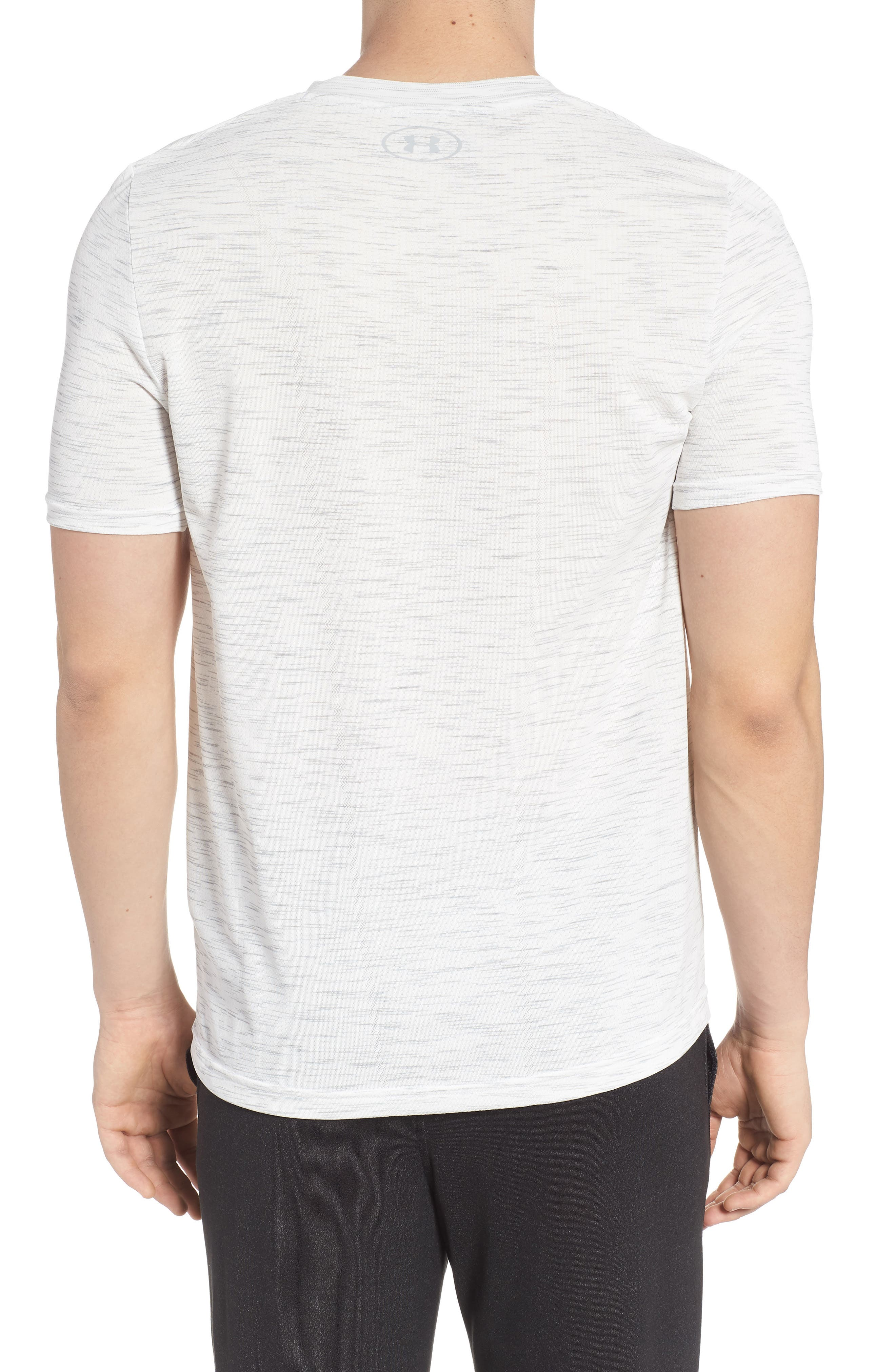 Regular Fit Threadborne T-Shirt,                             Alternate thumbnail 2, color,                             White