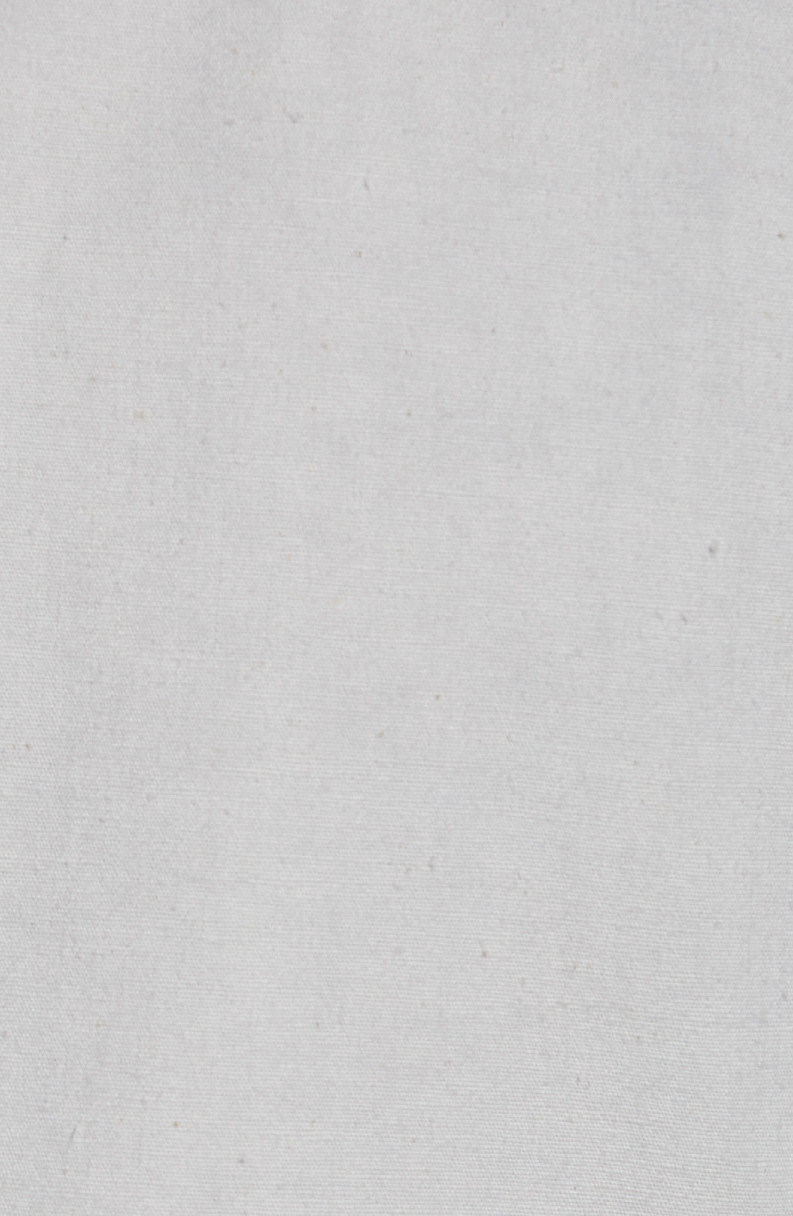 Archie Slim Fit Cotton Blazer,                             Alternate thumbnail 5, color,                             Grey