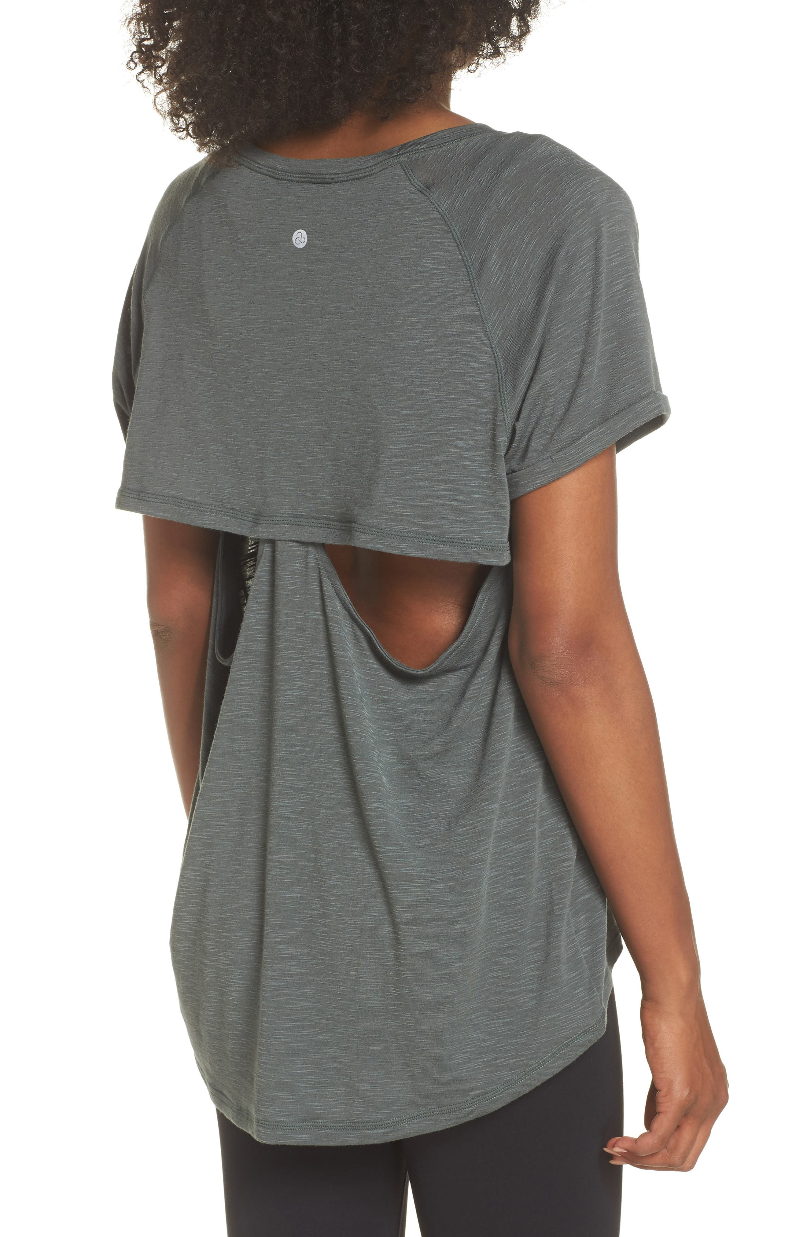 Back It Up Slub Tee,                             Alternate thumbnail 2, color,                             Grey Urban