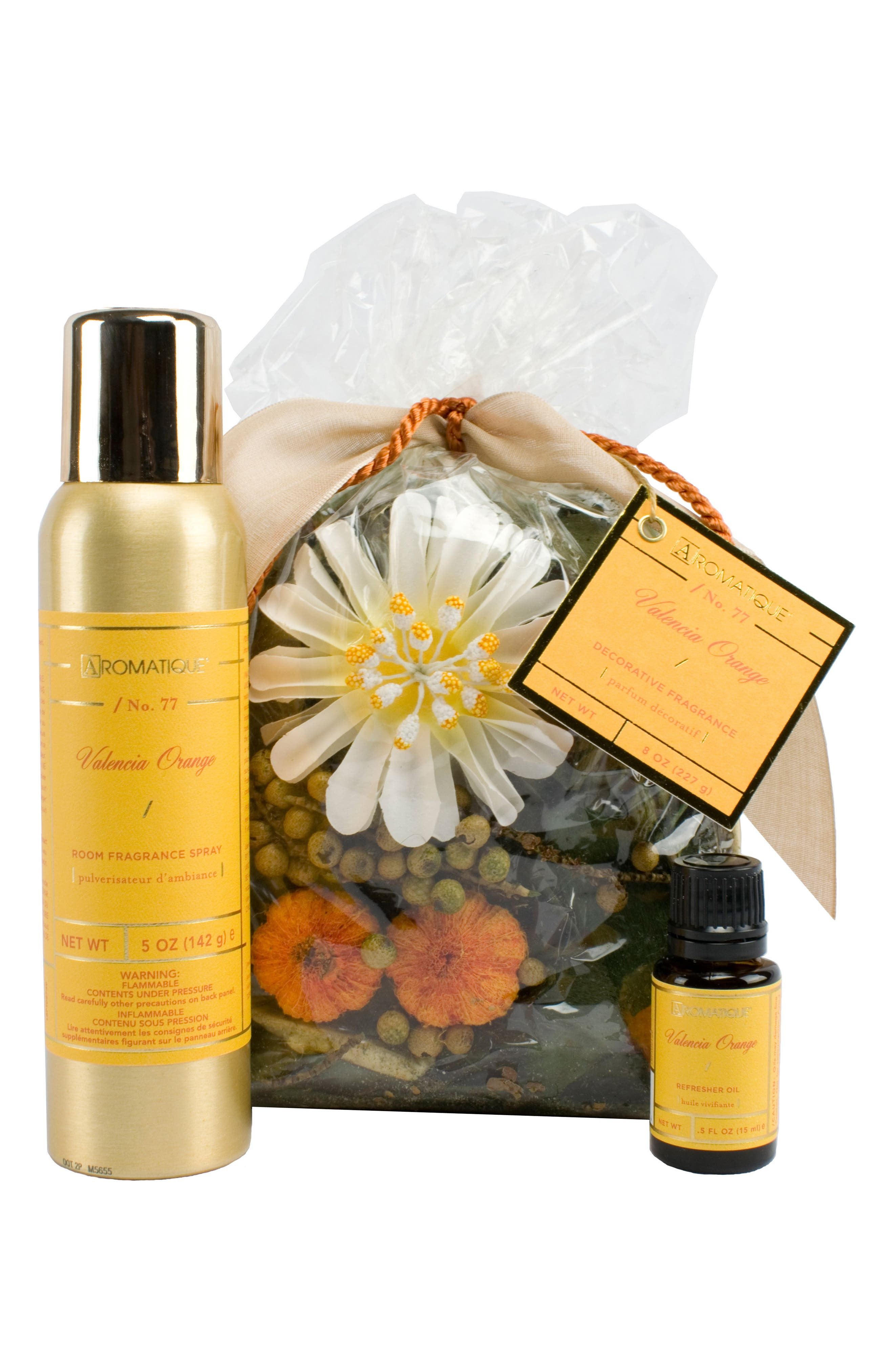 Fragrance Bag, Oil & Spray,                         Main,                         color, Valencia Orange