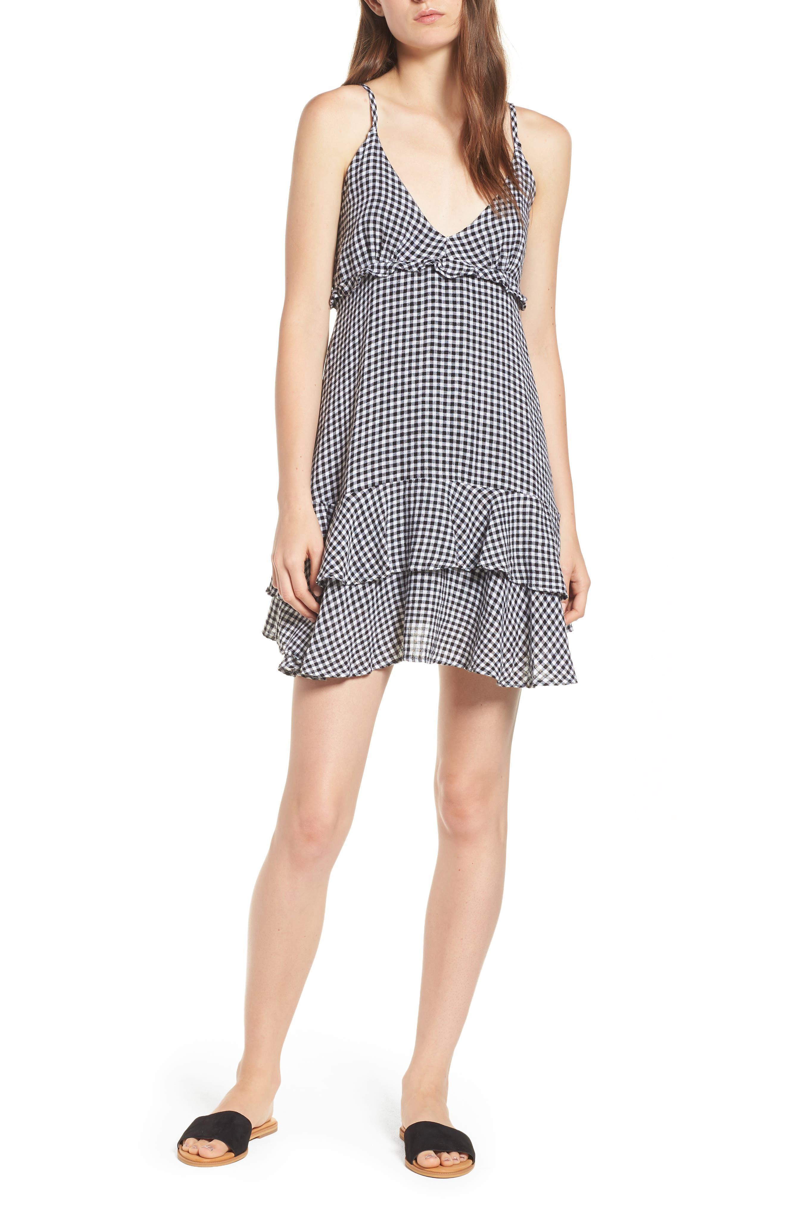 Rails Martina Ruffle Dress