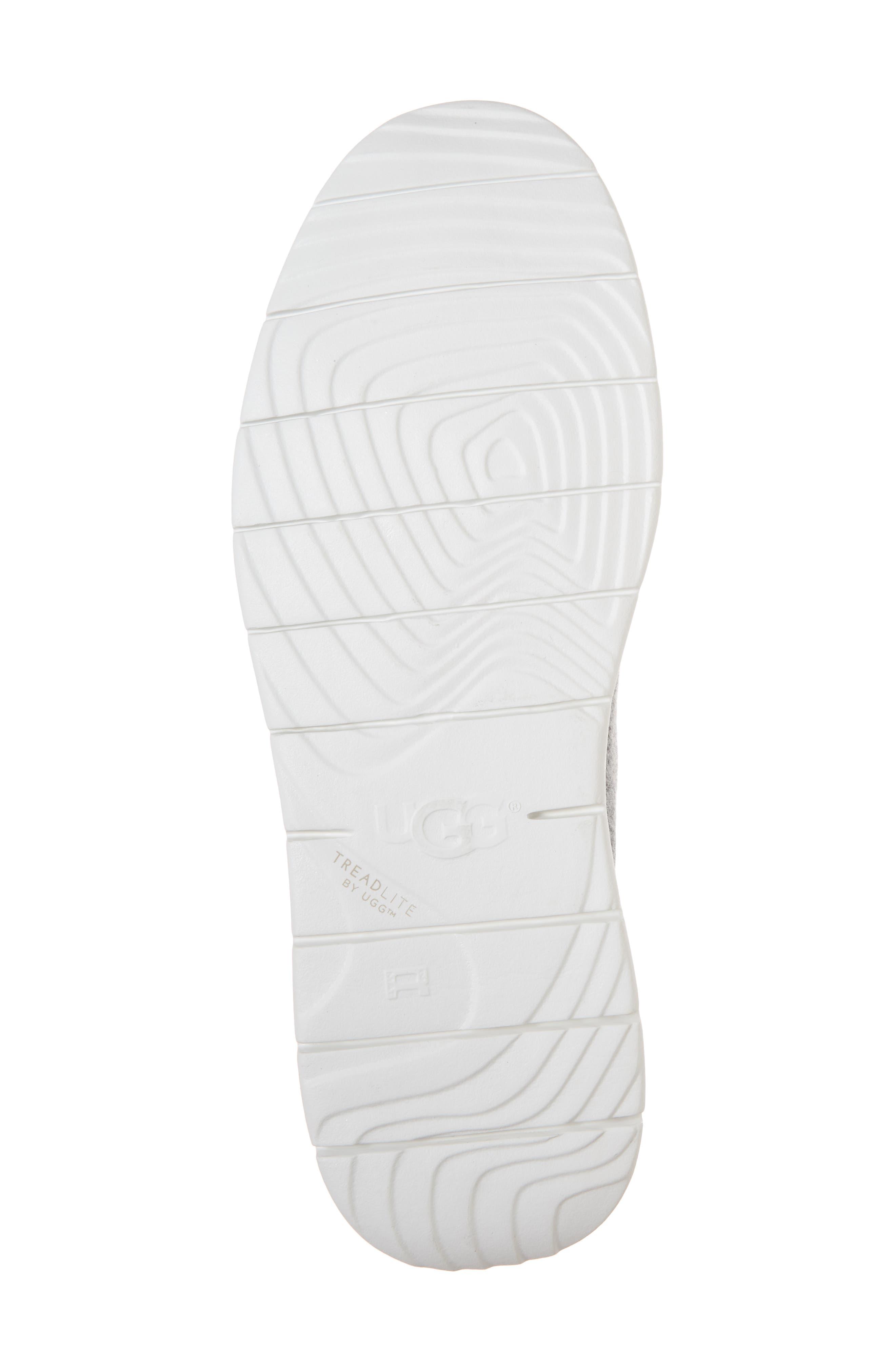 Feli HyperWeave Sneaker,                             Alternate thumbnail 6, color,                             Seal Leather