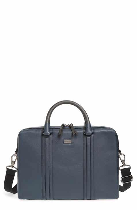 Ted Baker London Crossgrain Doent Briefcase