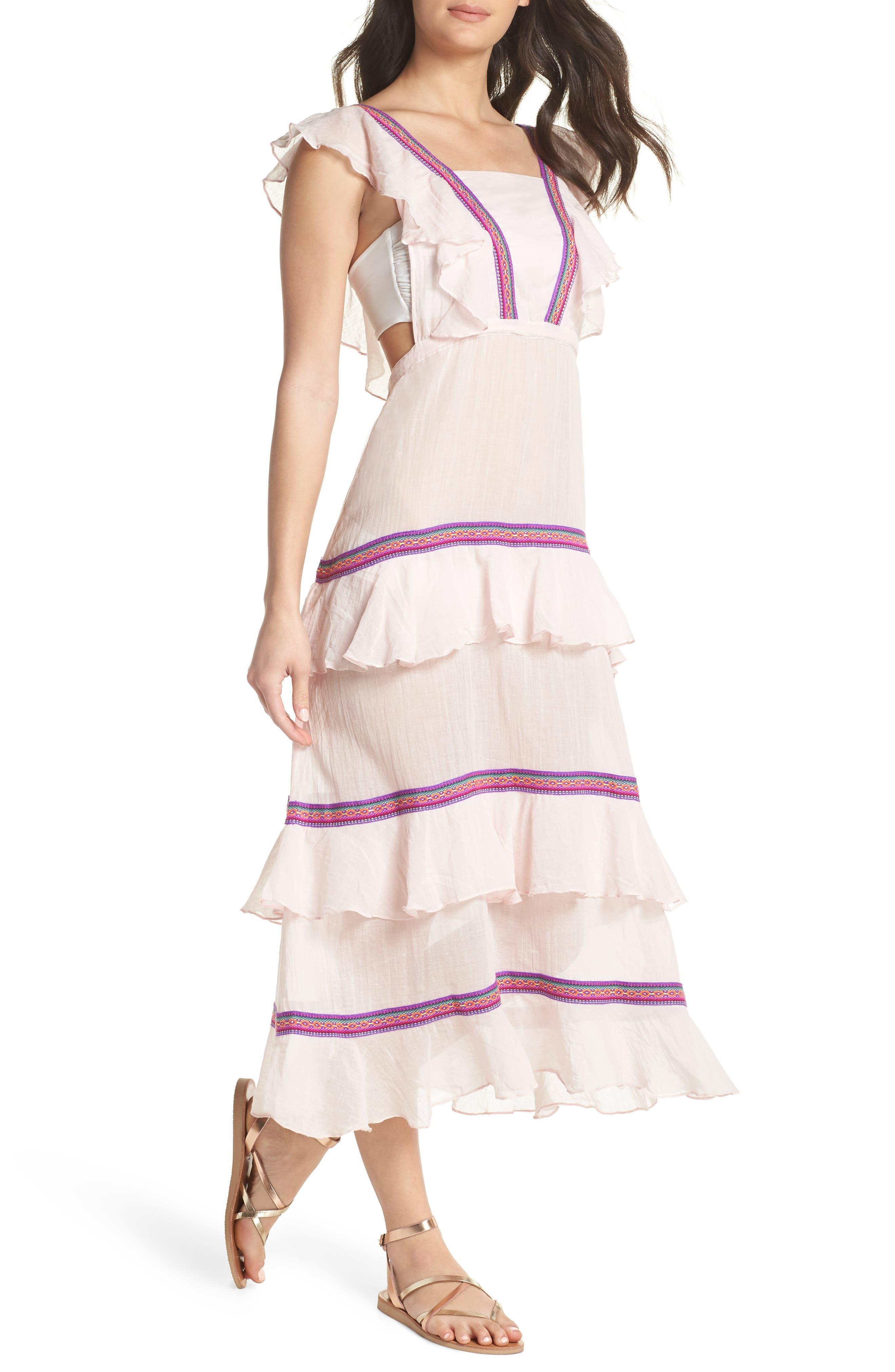 PITUSA Eve Cover-Up Dress