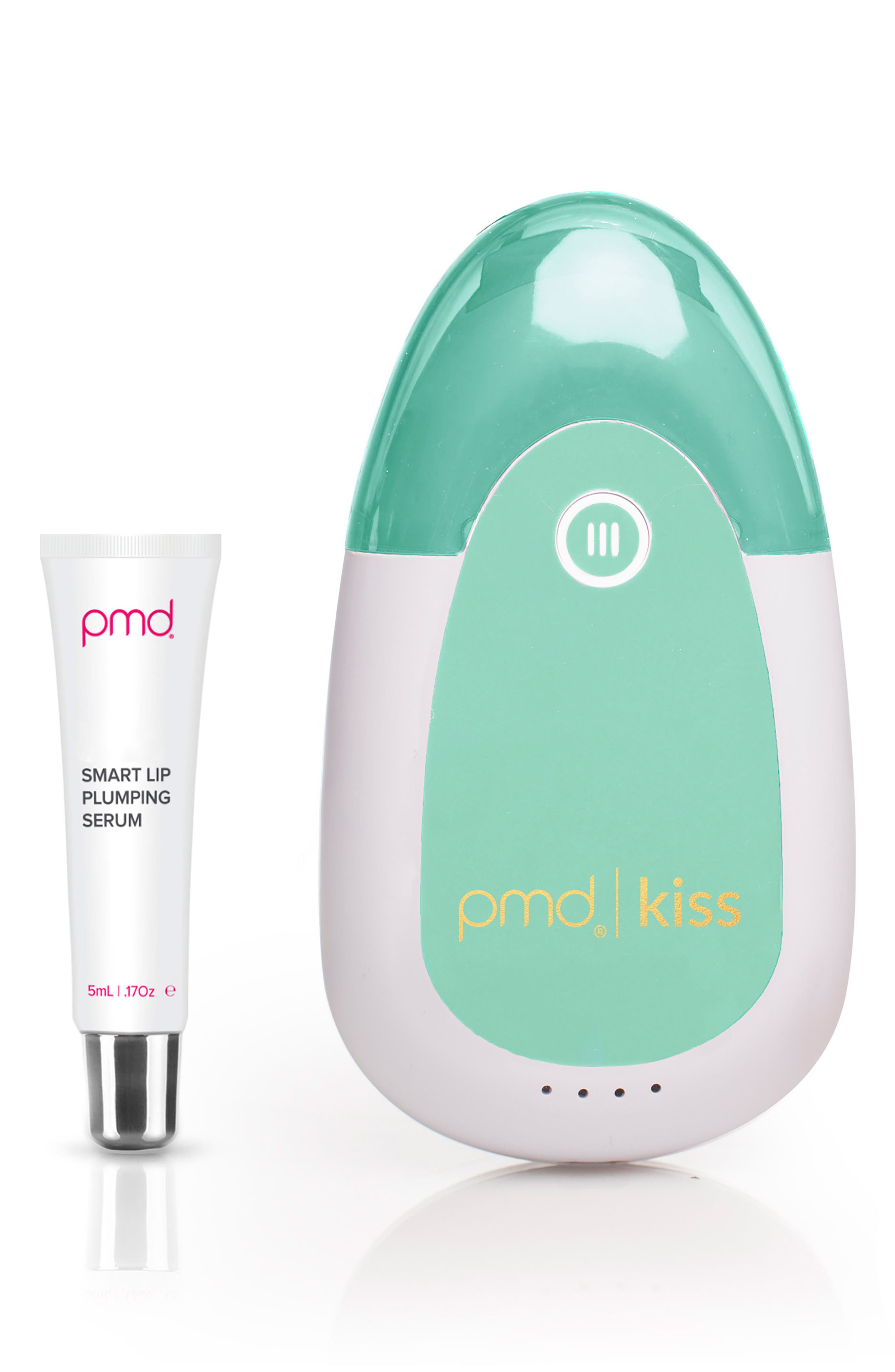 Kiss Lip Plumping System,                         Main,                         color, Teal
