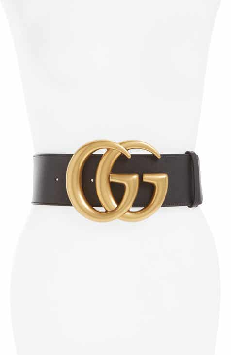 3c2c2baddea Gucci GG Leather Belt