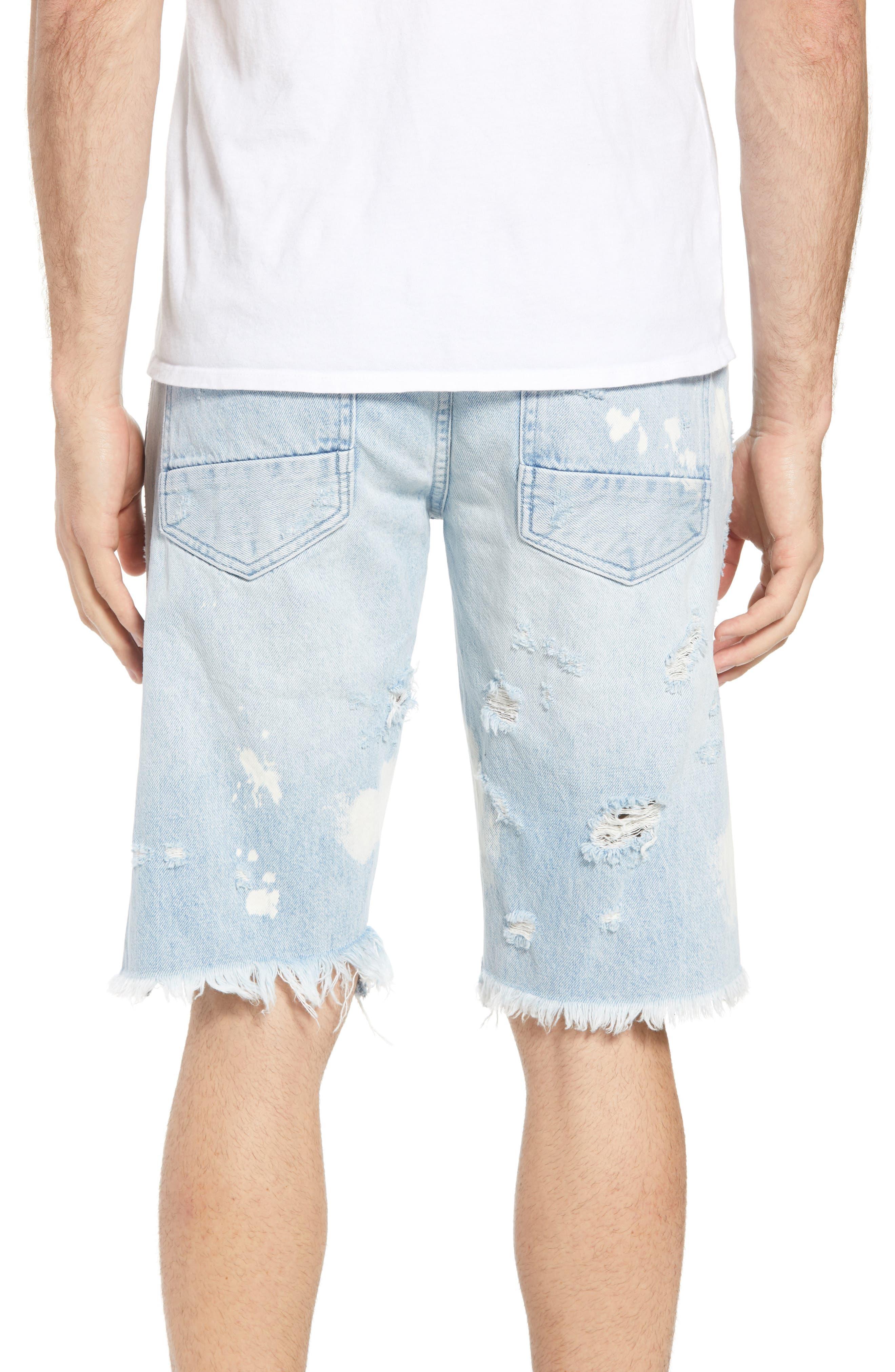 Alternate Image 2  - PRPS Challenger Regular Fit Shorts (Ultra)