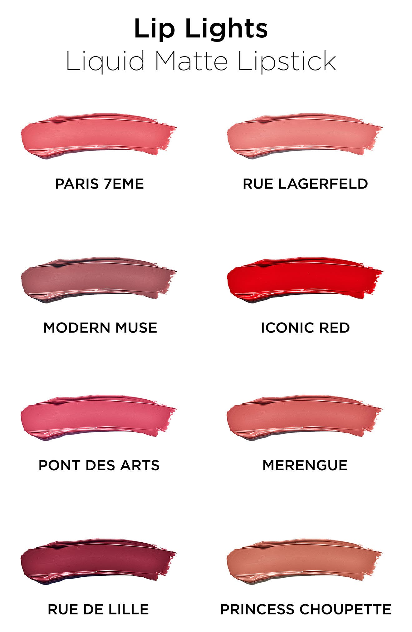 KARL LAGERFELD + MODELCO Kiss Me Karl Lip Lights Lipstick,                             Alternate thumbnail 8, color,