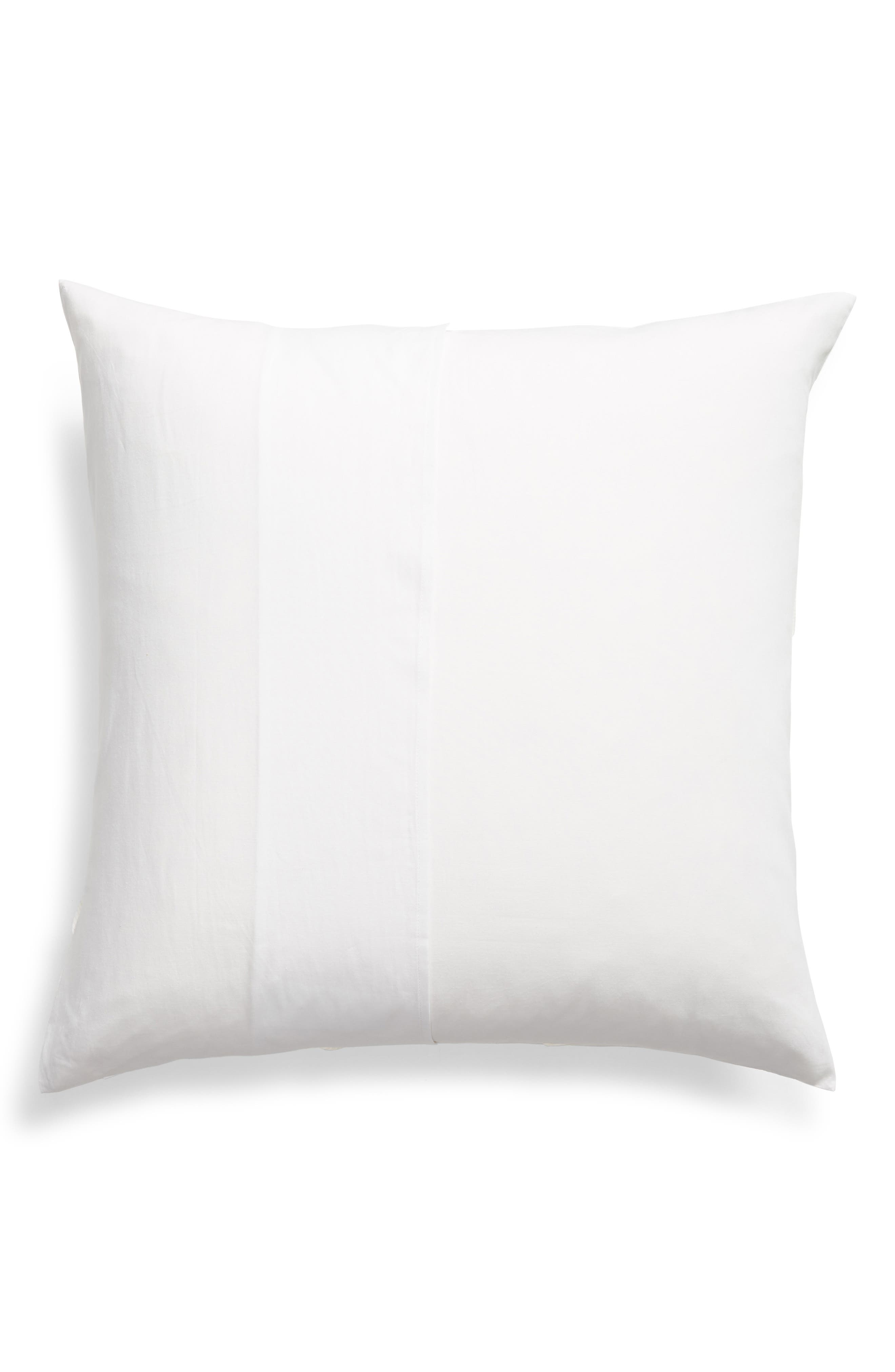 Alternate Image 2  - Nordstrom at Home Kate Textured Cotton Sham