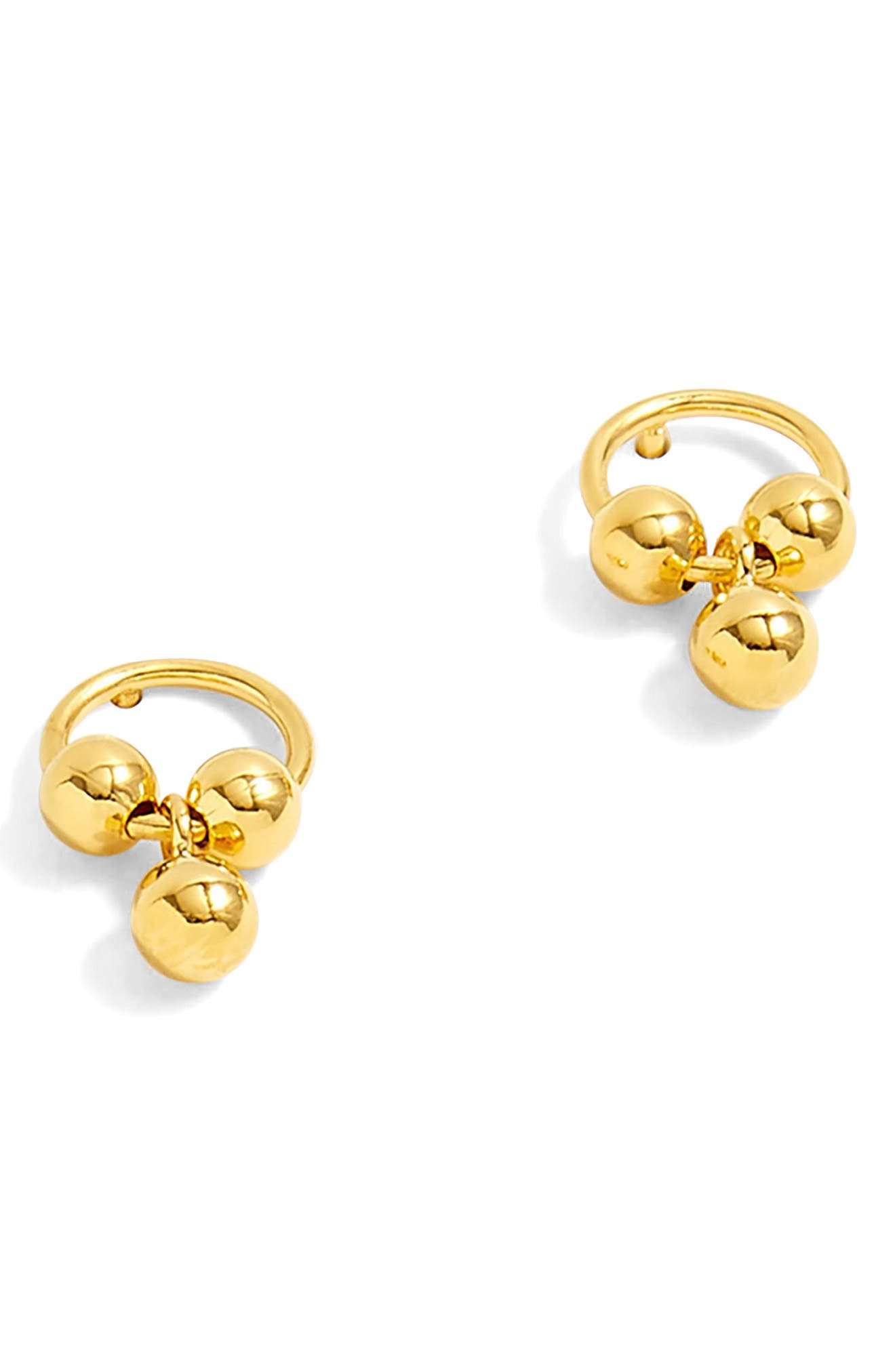 Alternate Image 1 Selected - J.Crew Sweet Pea Earrings