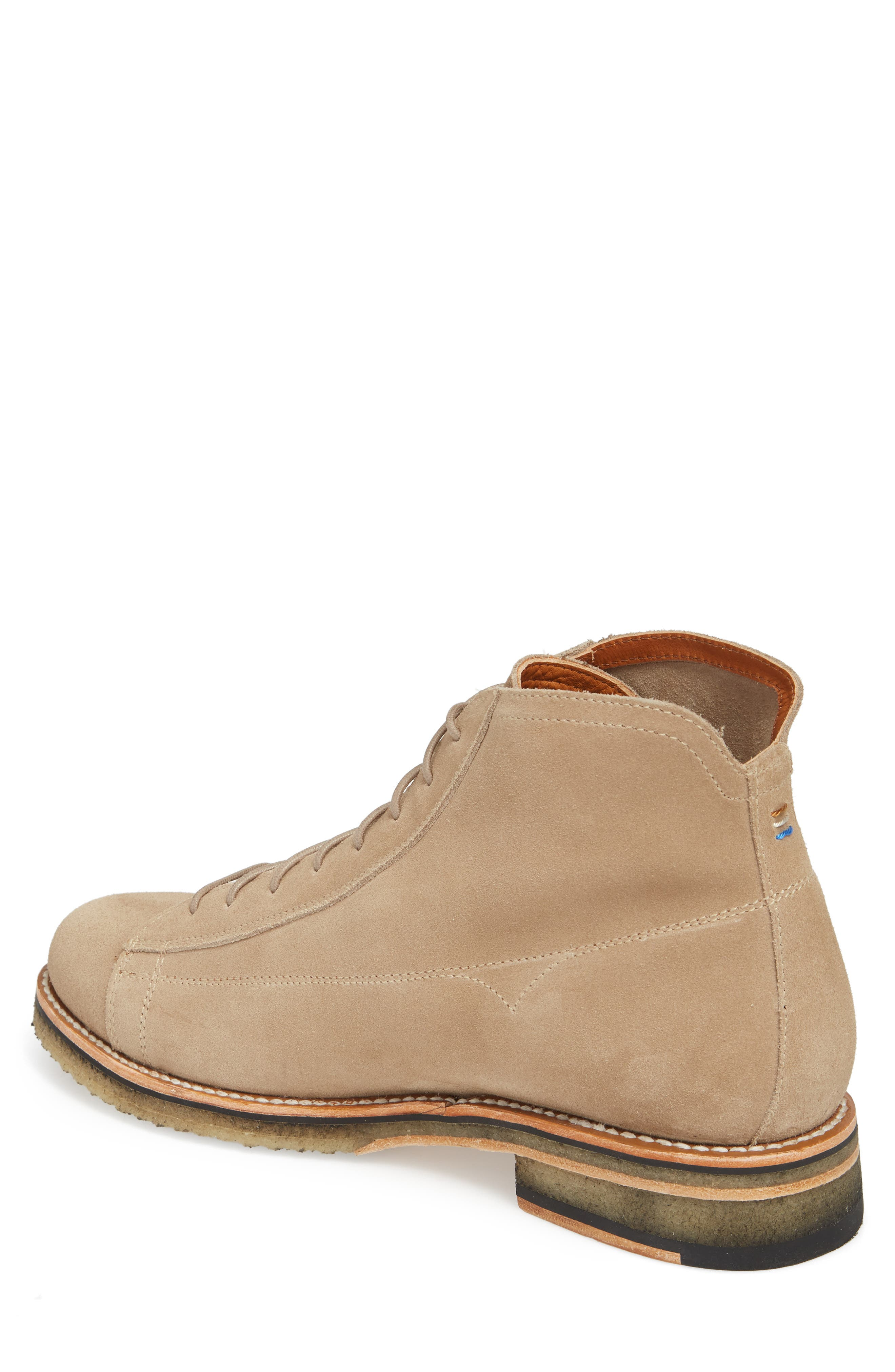 Two24 by Ariat Webster Boot,                             Alternate thumbnail 2, color,                             Biscotti Suede
