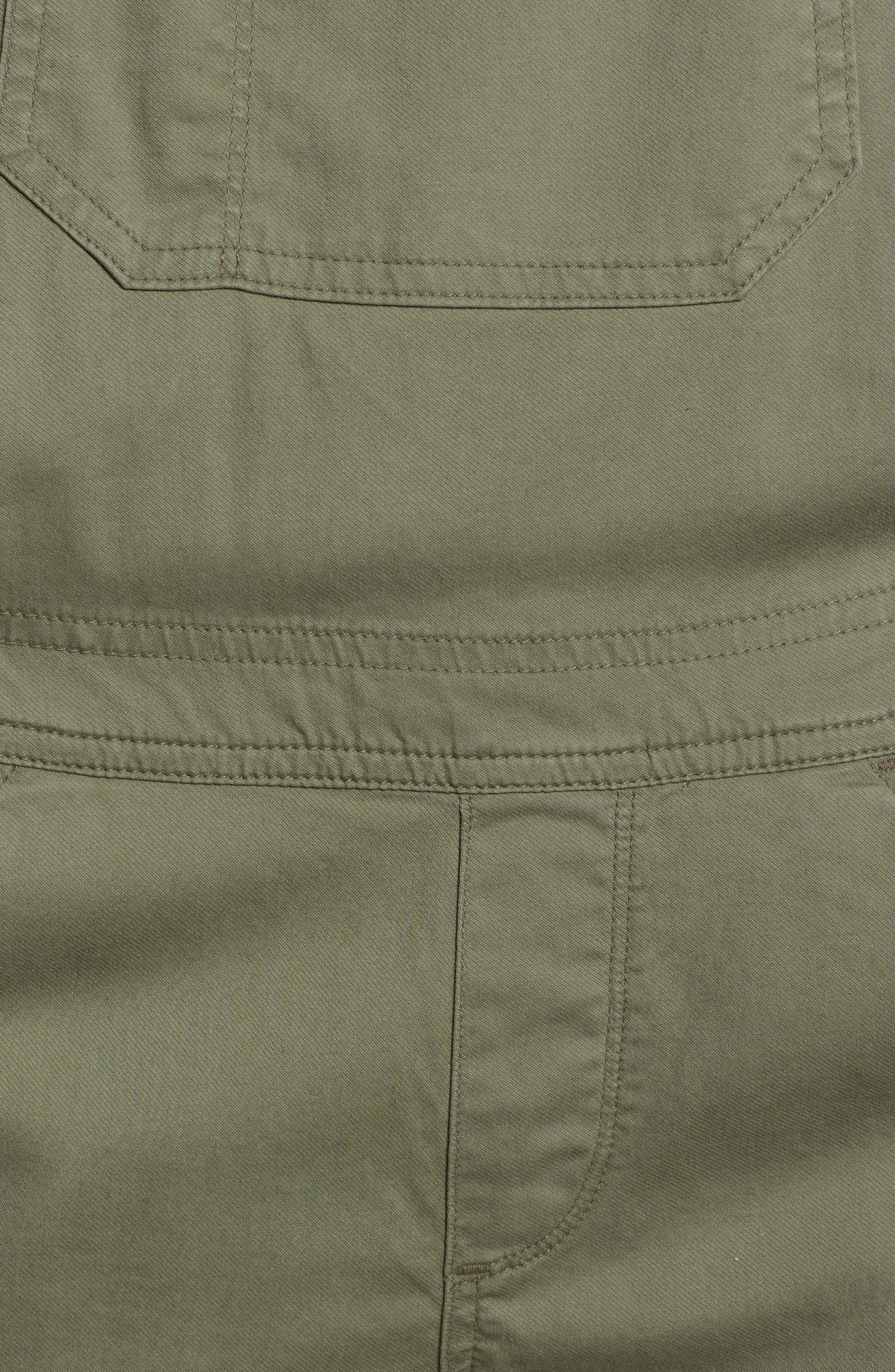 Alternate Image 5  - Hudson Jeans Workwear Overalls