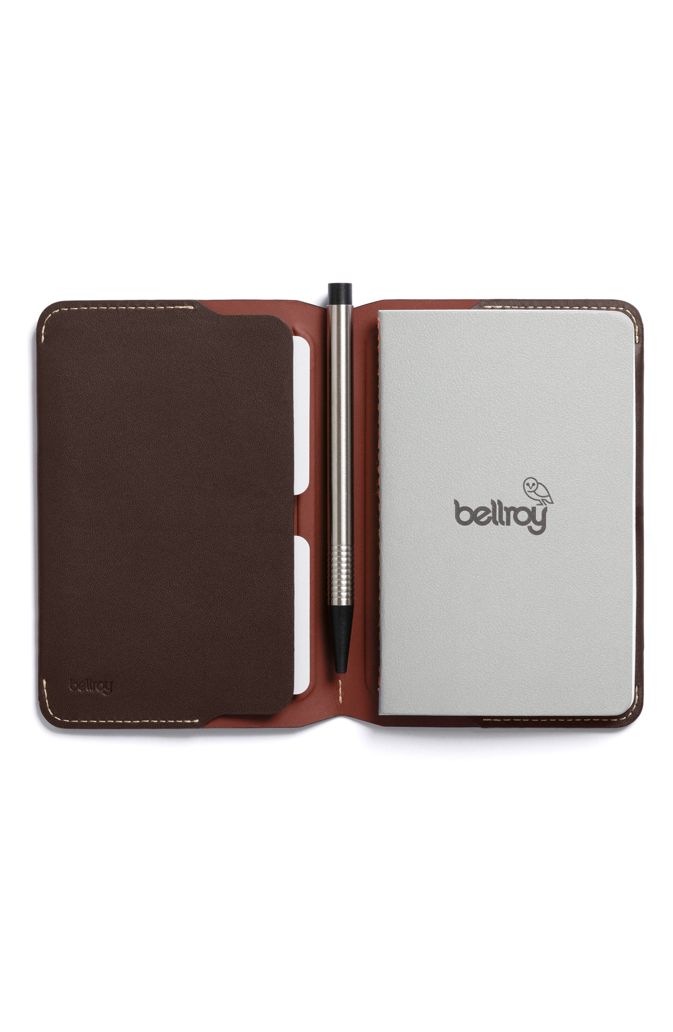 Bellroy Mini Leather Notebook Cover