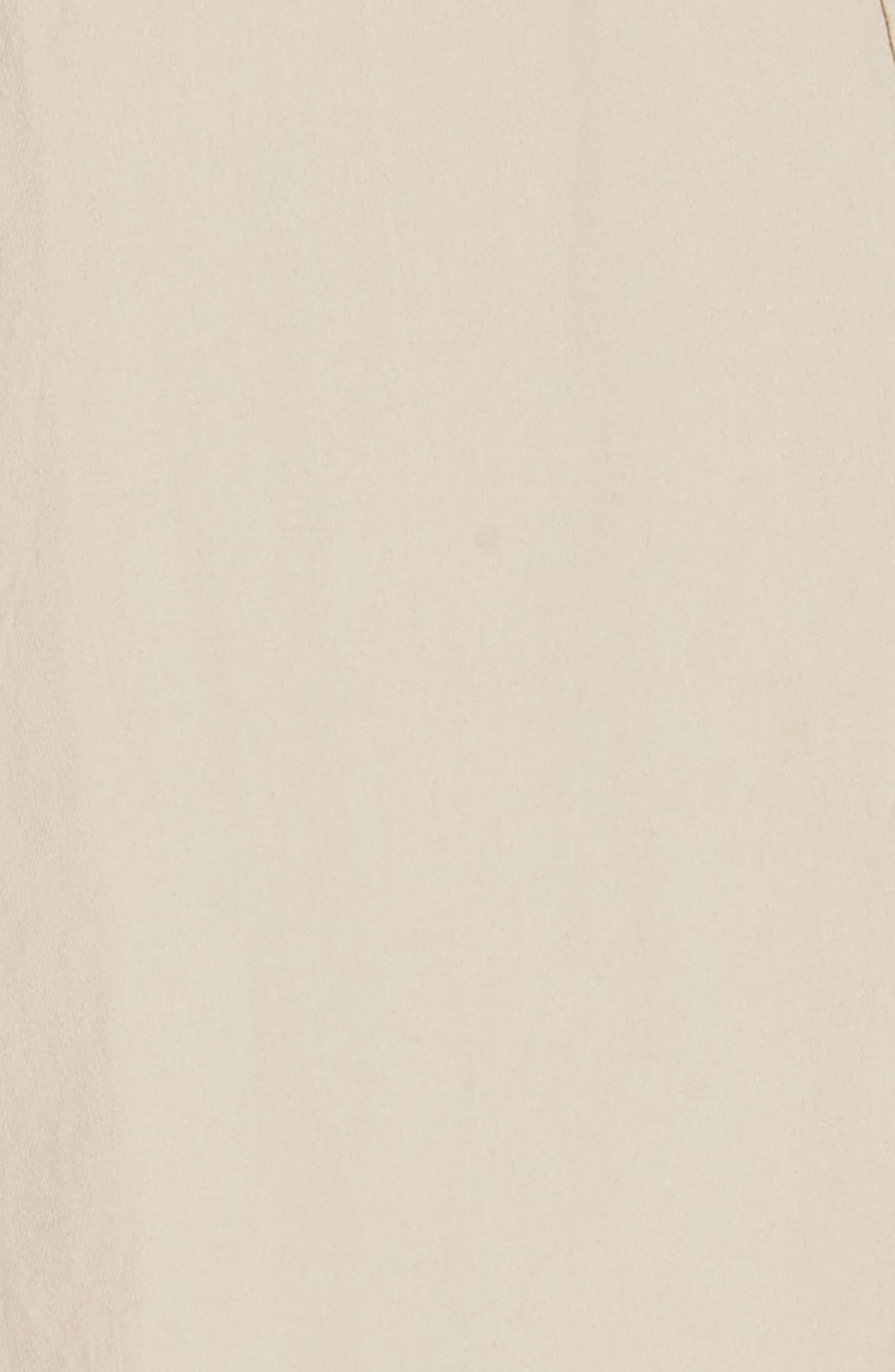 Briel Midi Dress,                             Alternate thumbnail 5, color,                             Light Sand