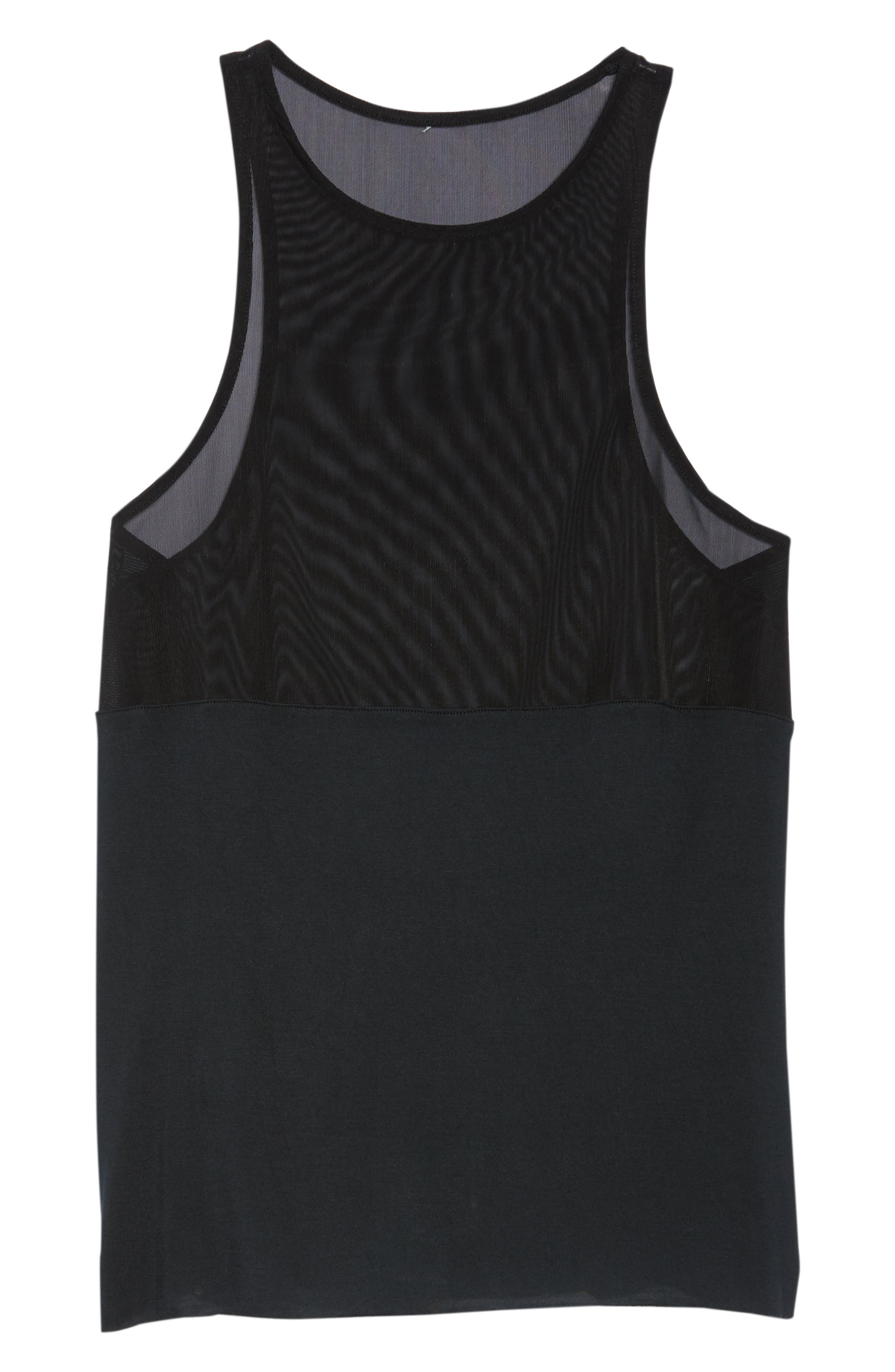 Tide Tank,                             Alternate thumbnail 7, color,                             Black