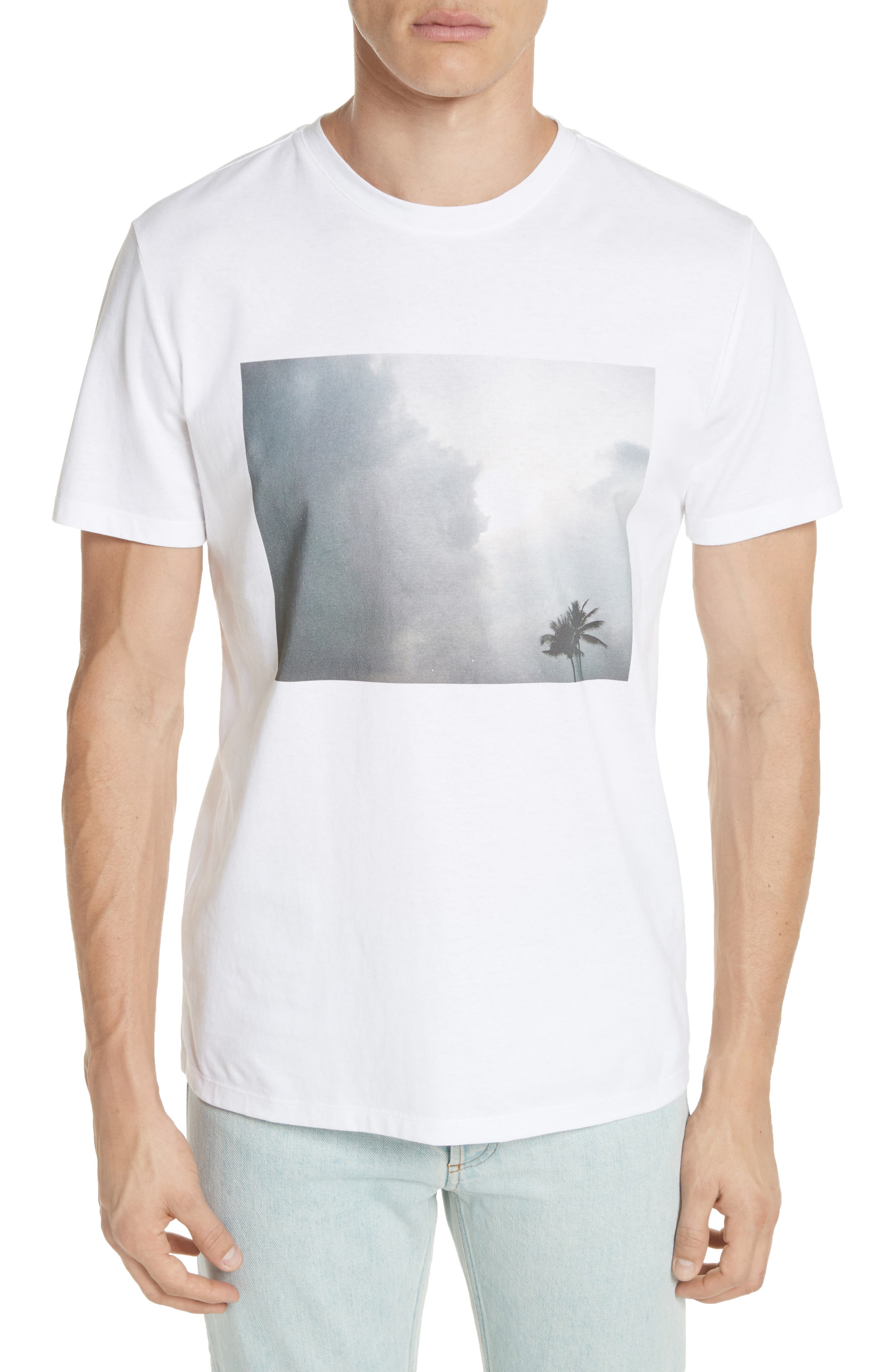 A.P.C. Tropicool Graphic T-Shirt